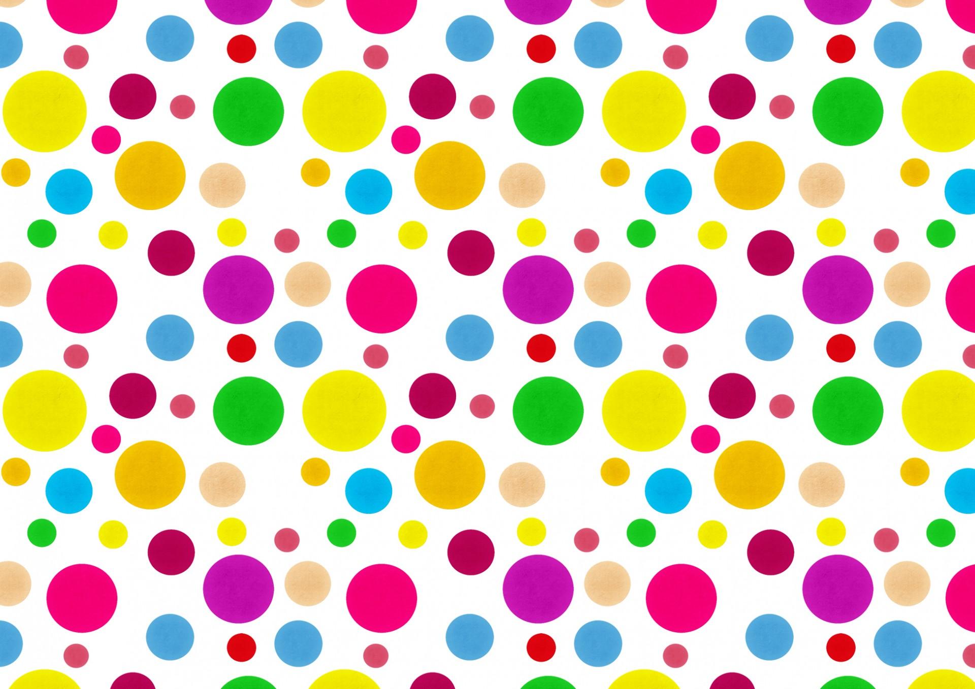 Color spots photo