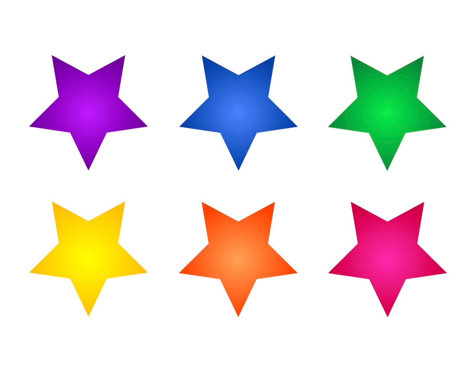 Free Photo: Color Star