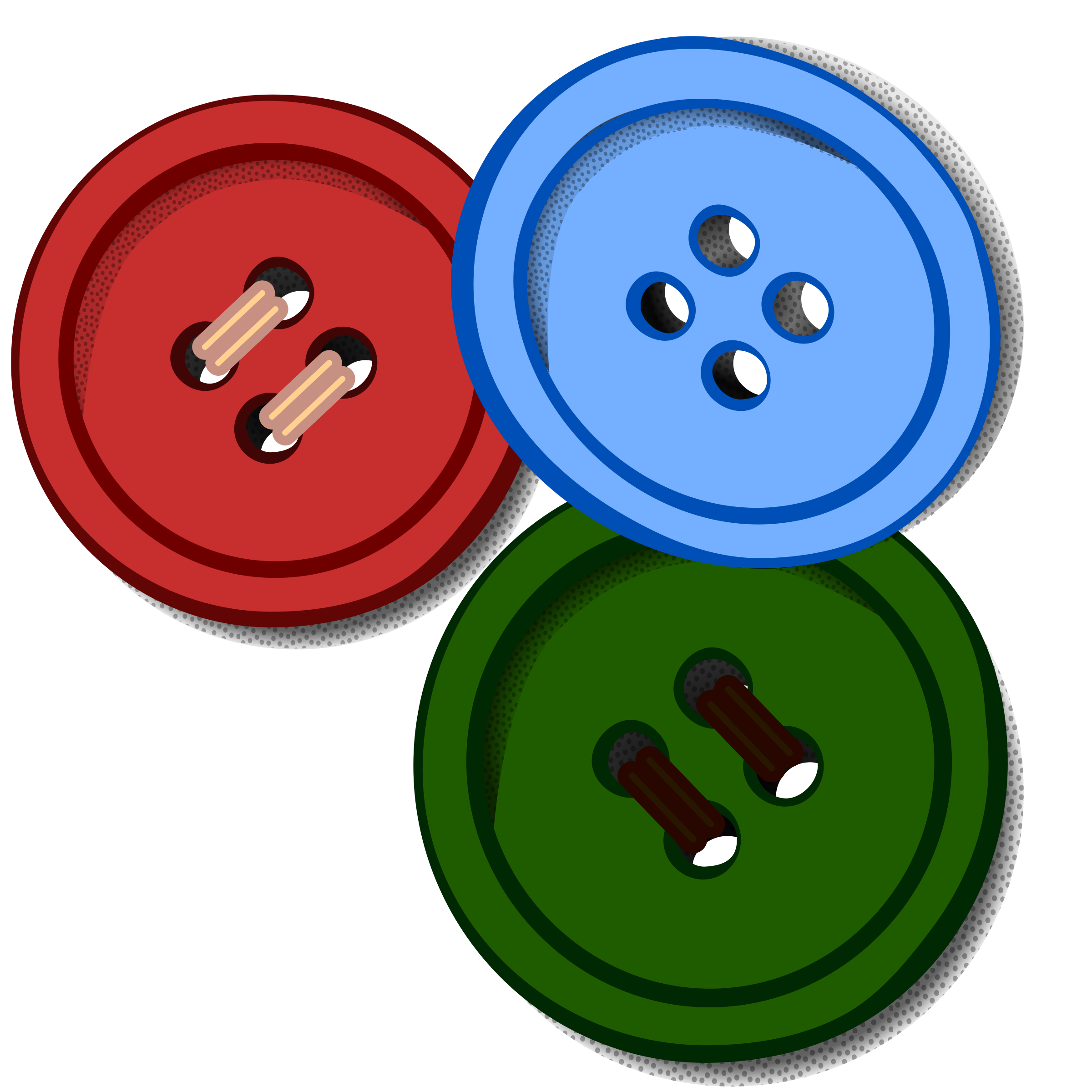 Colored Buttons vector files image - Free stock photo - Public ...