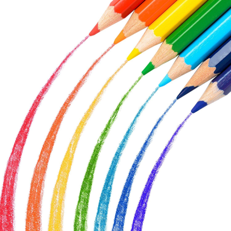 Amazon.com: US Art Supply 50 Piece Adult Coloring Book Artist Grade ...