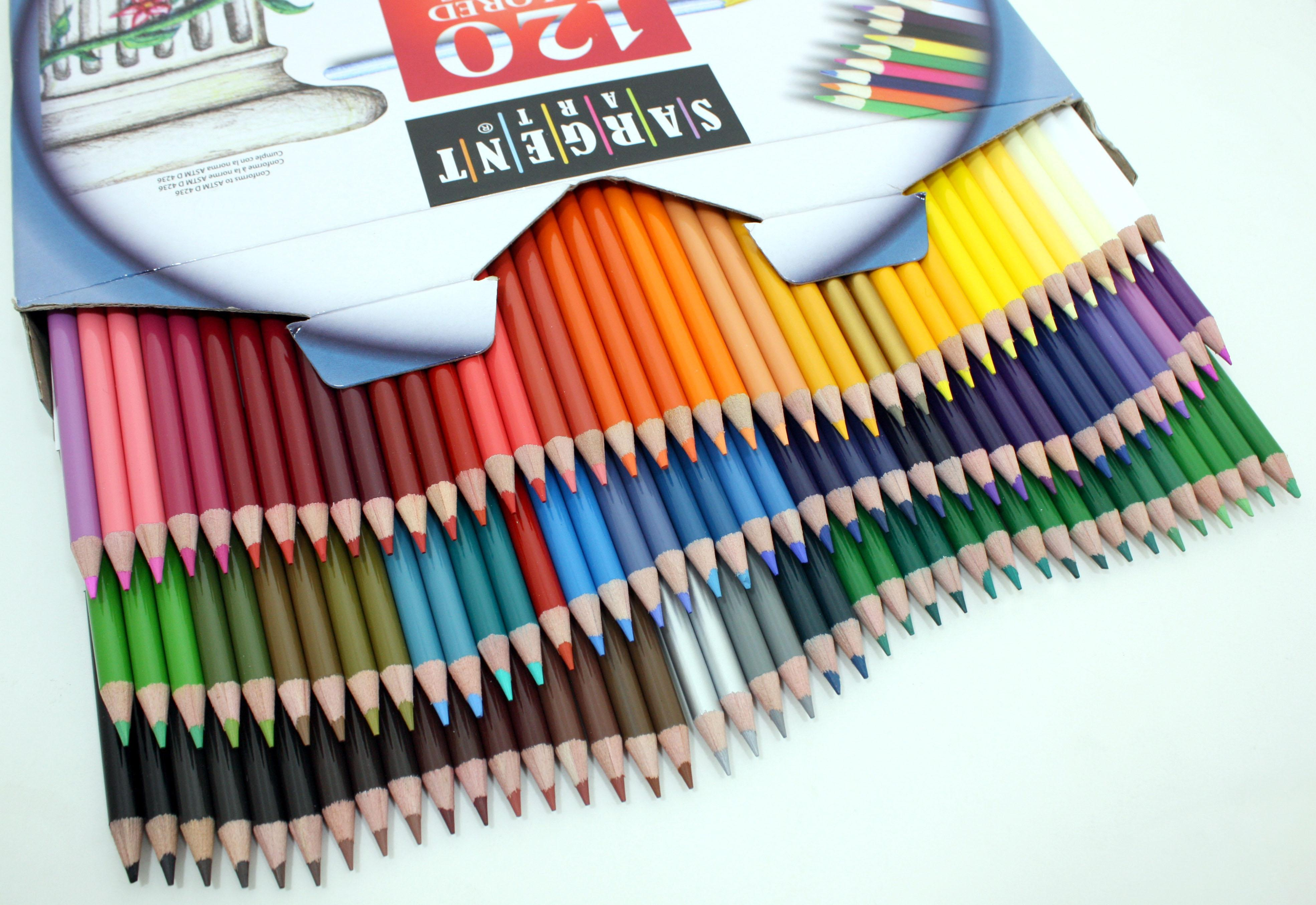 Gallery: Biggest Pack Of Colored Pencils, - DRAWING ART GALLERY
