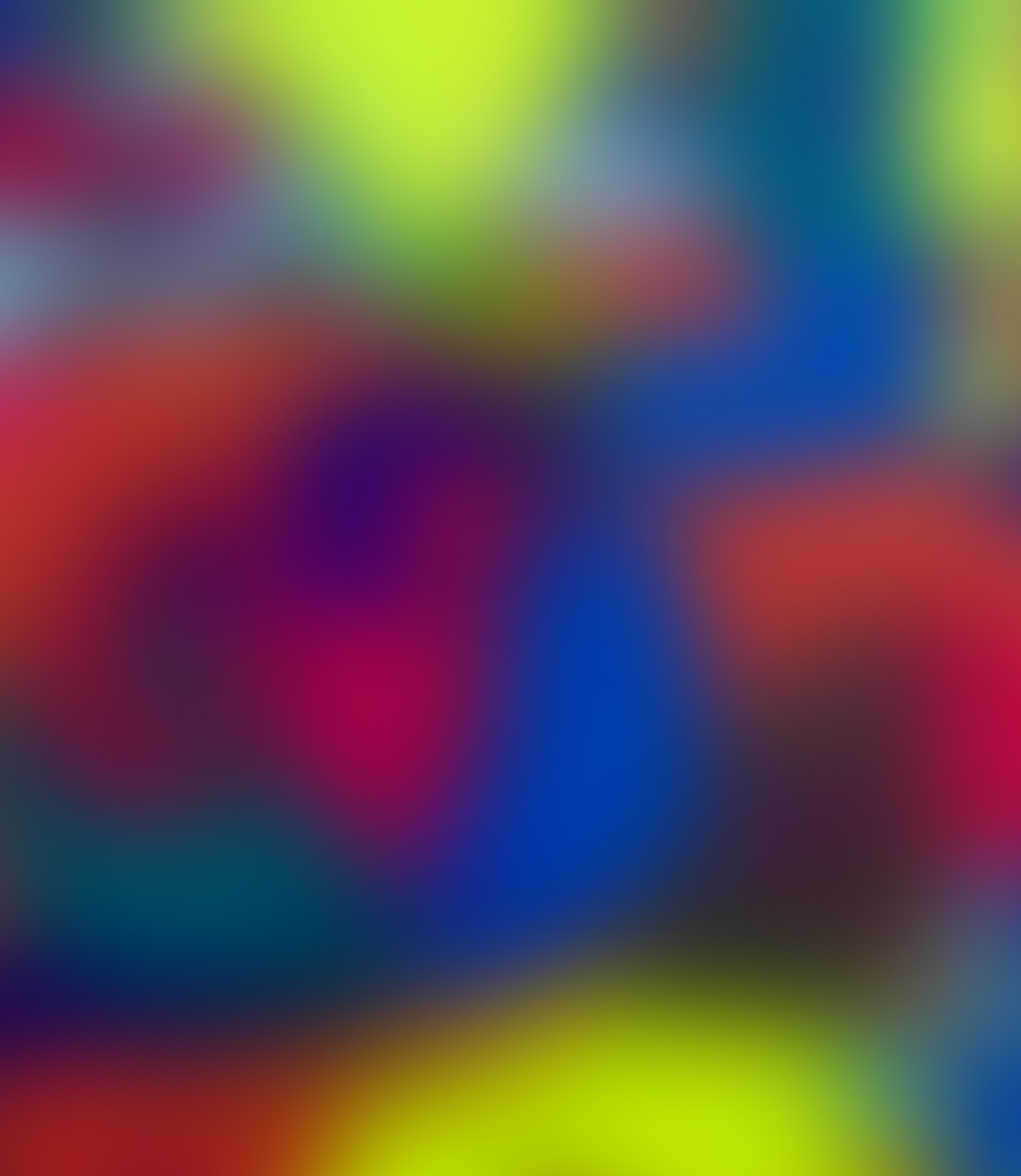 Colorful blurry abstract background photo