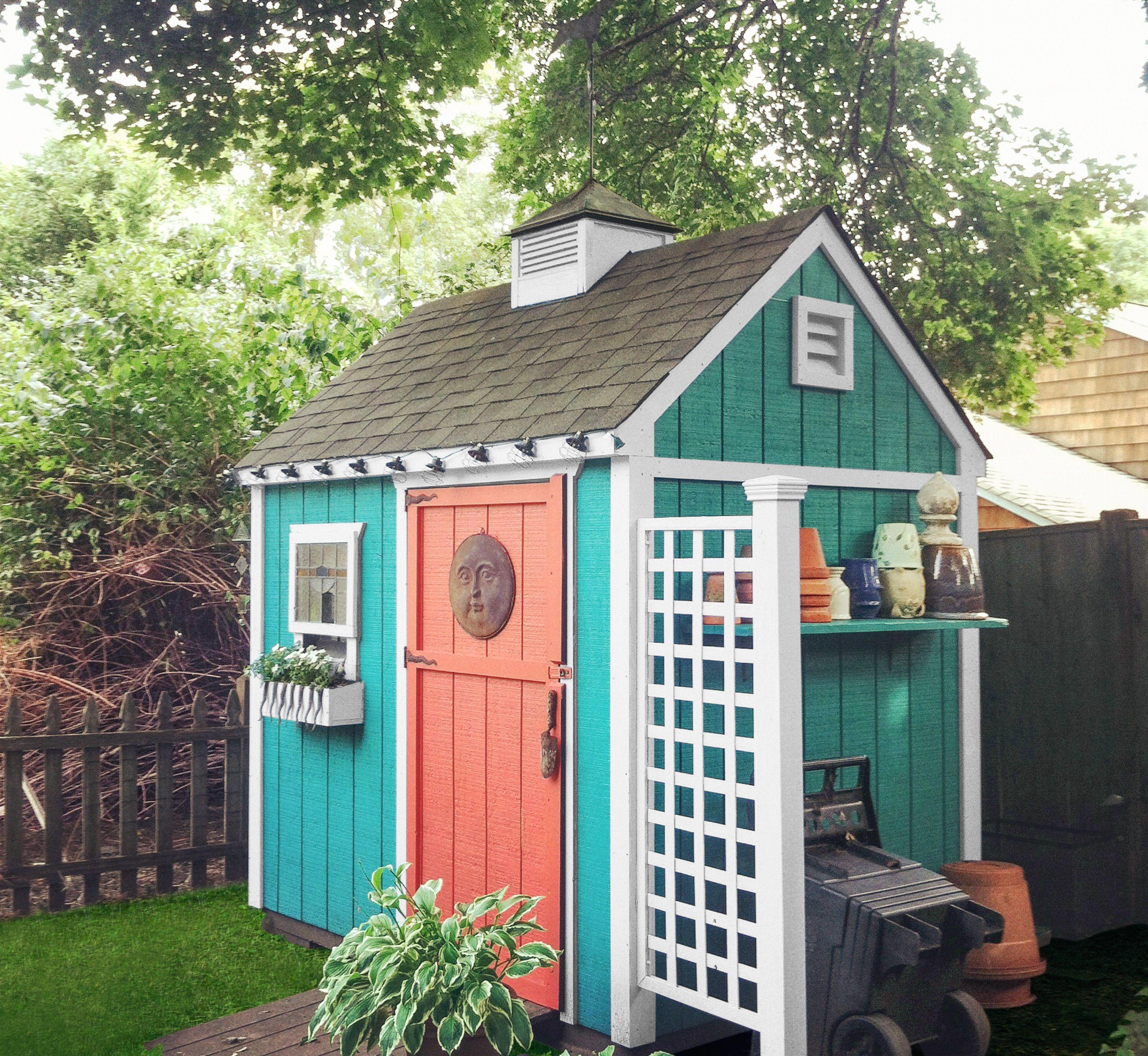 All About Garden Sheds | Gardens