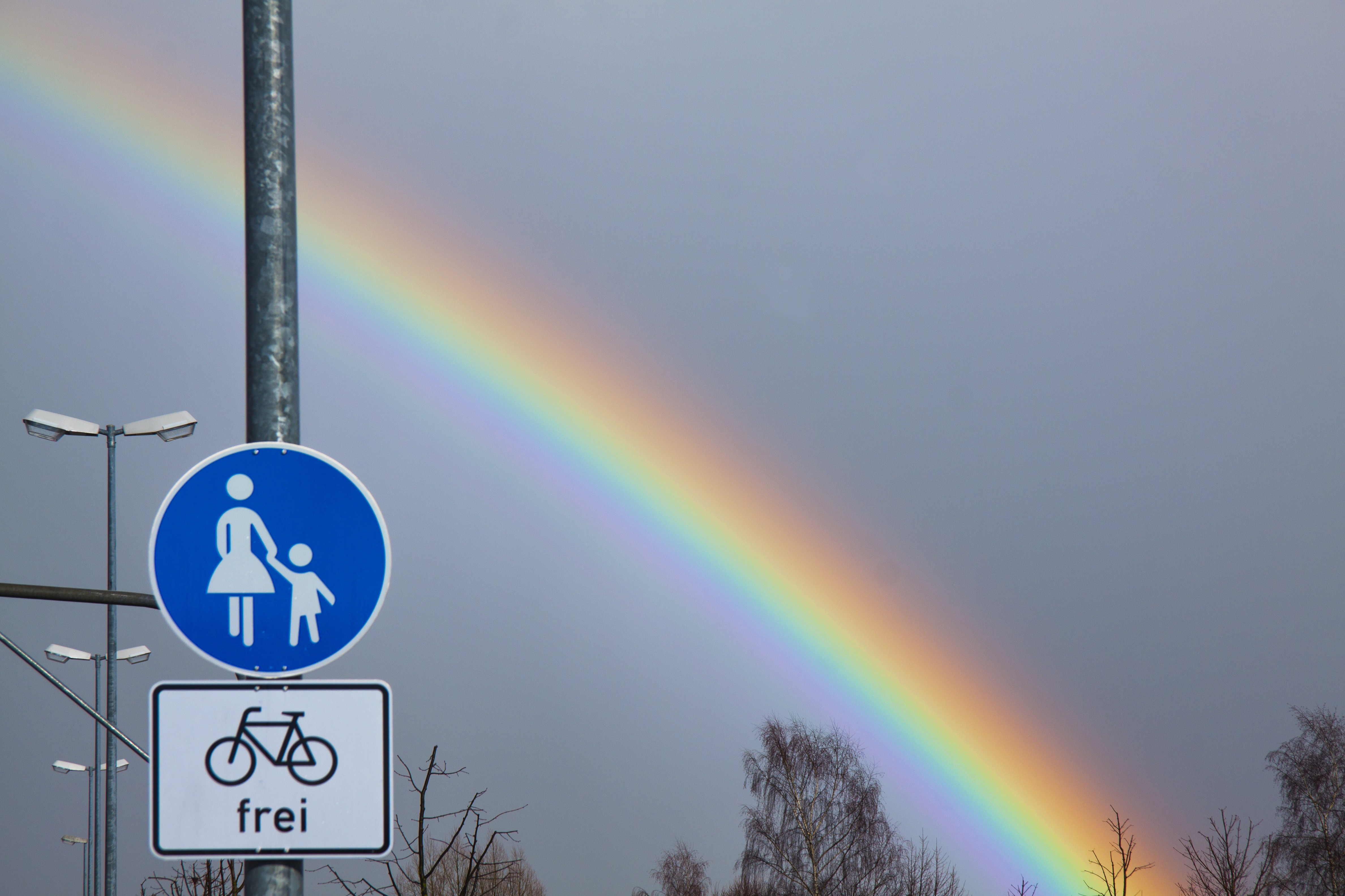Colors of Nature, City, Color, Colorful, Rainbow, HQ Photo