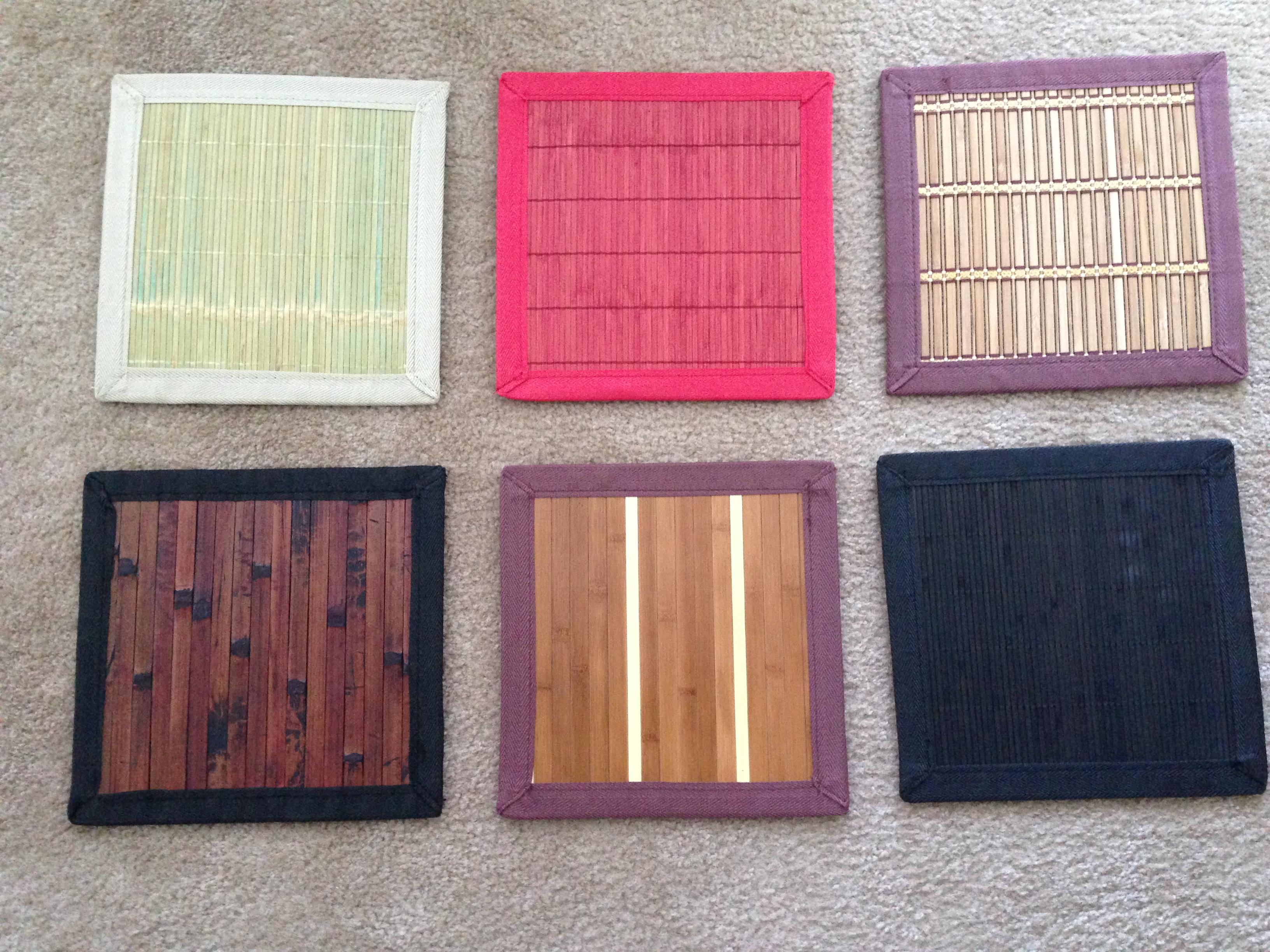 Bamboo Rugs - Anji Mountain Bamboo Area Rugs | 2' x 3', 2.5' x 8', 4 ...