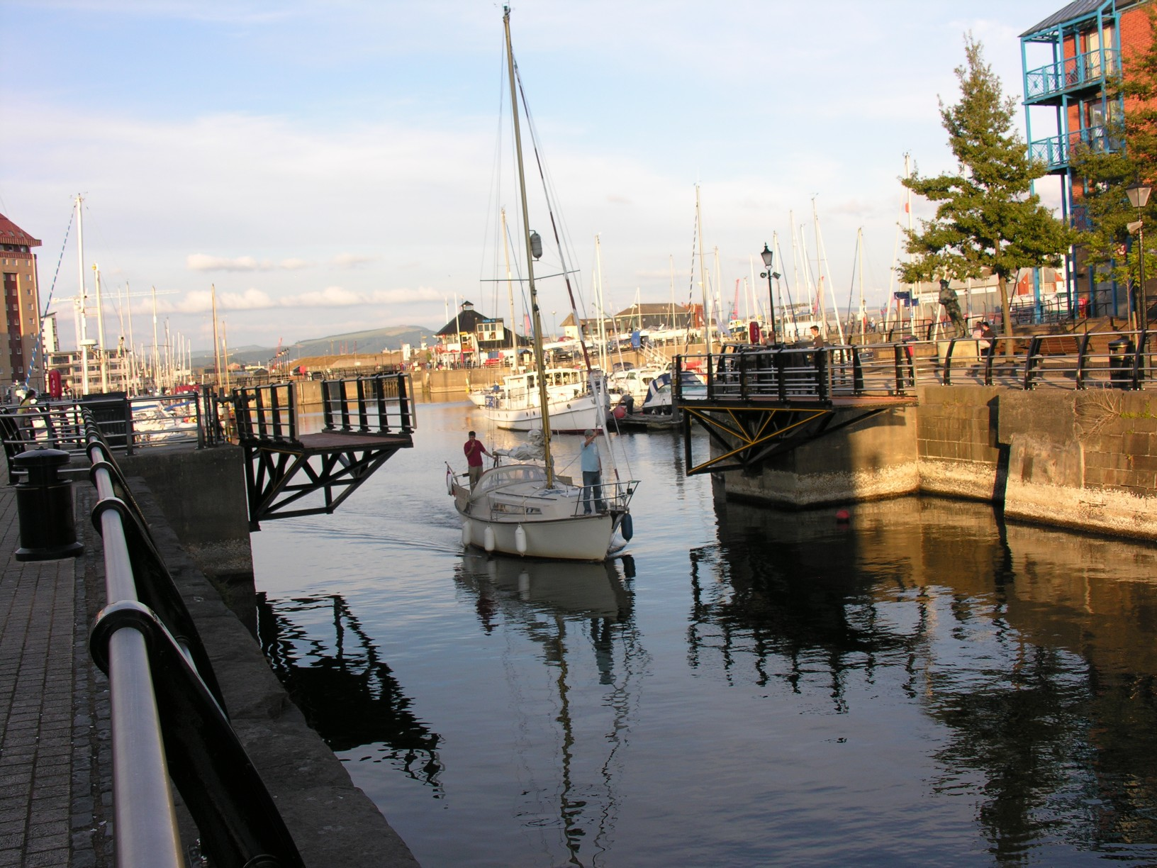 Coming home, Boats, Bspo06, Harbour, Sail, HQ Photo