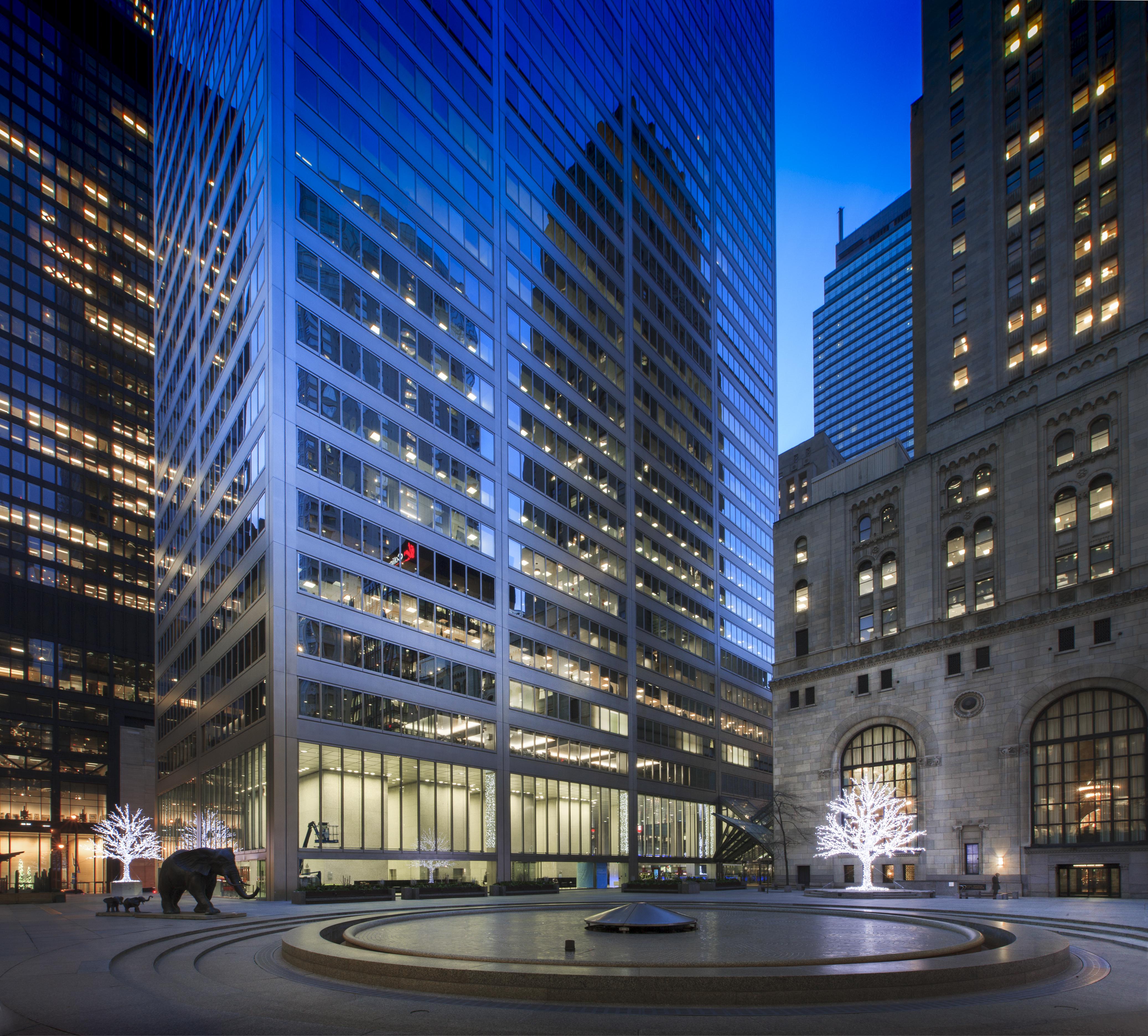 Commerce Court Toronto, Commerce Court Toronto