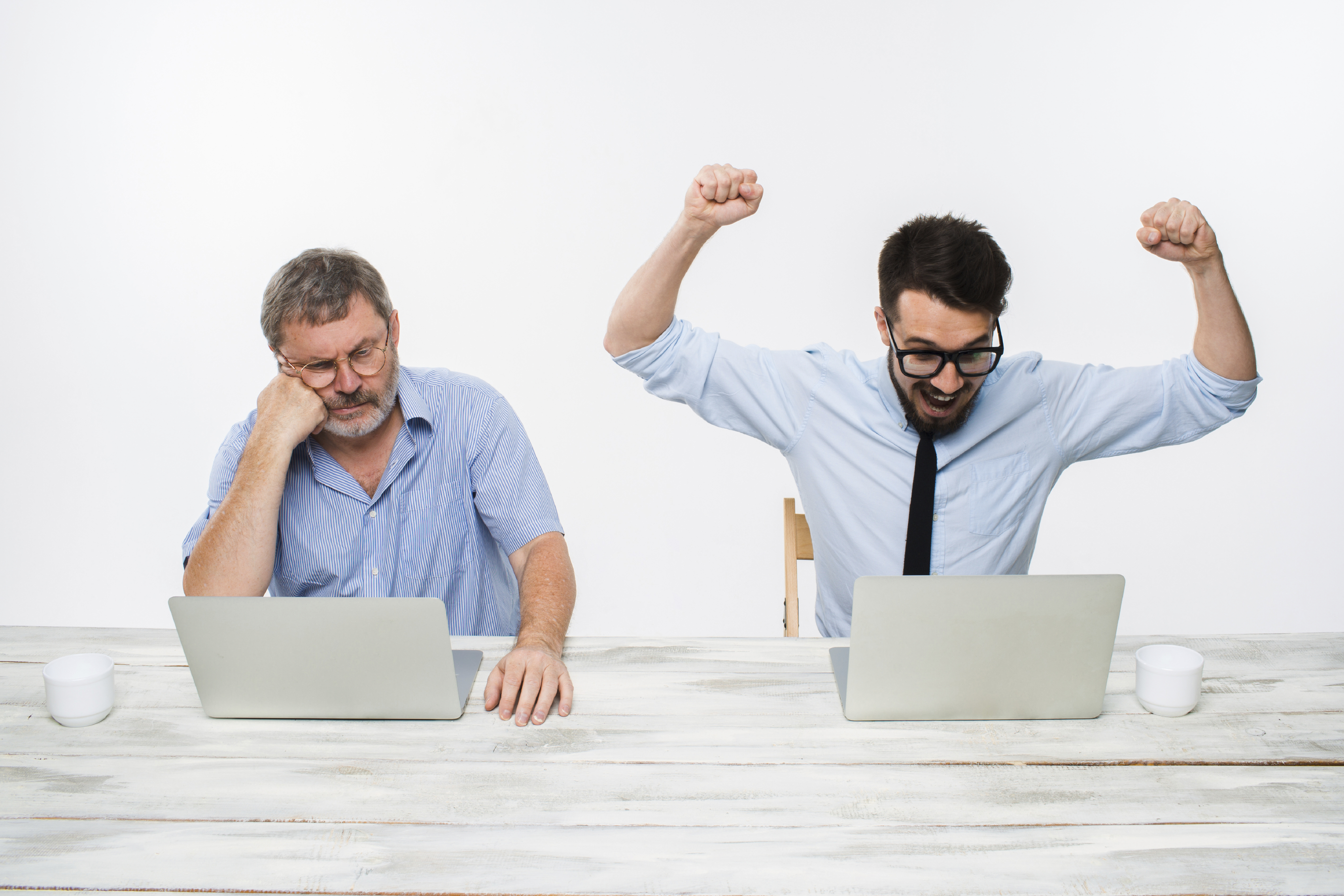 Boys Will Be Men: Competition, Rank and Status at Work