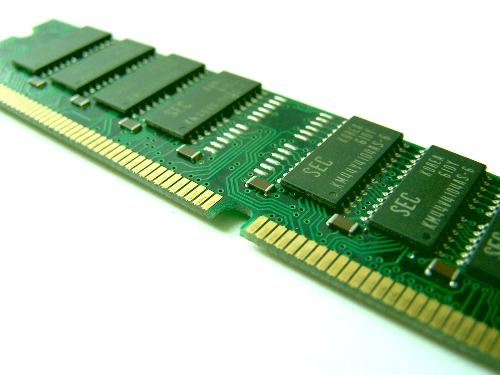 Presence of GOLD in Computer RAM ~ FREE Learning Recovery of the ...