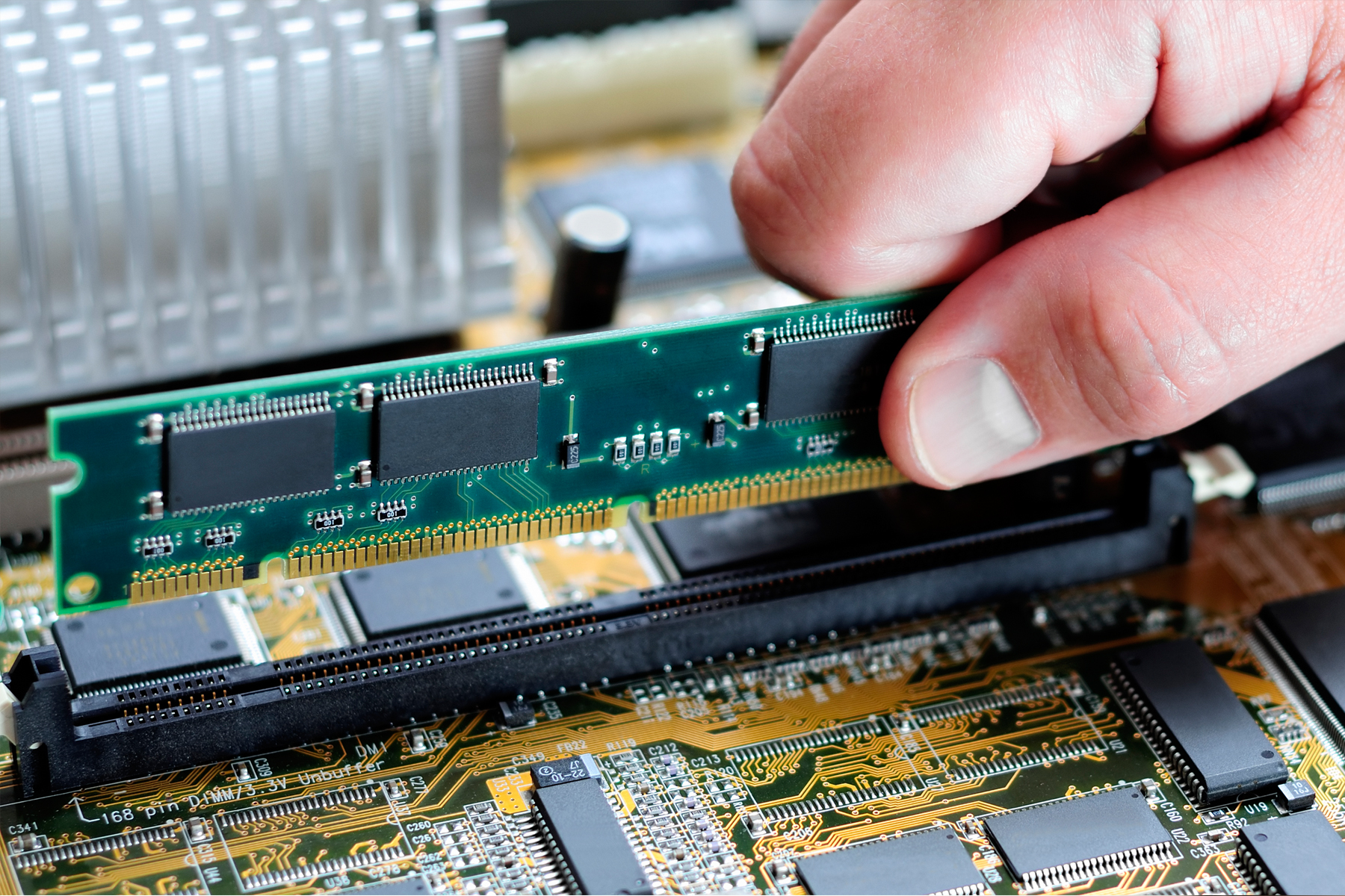 An Overview of Computer RAM – All About Tech