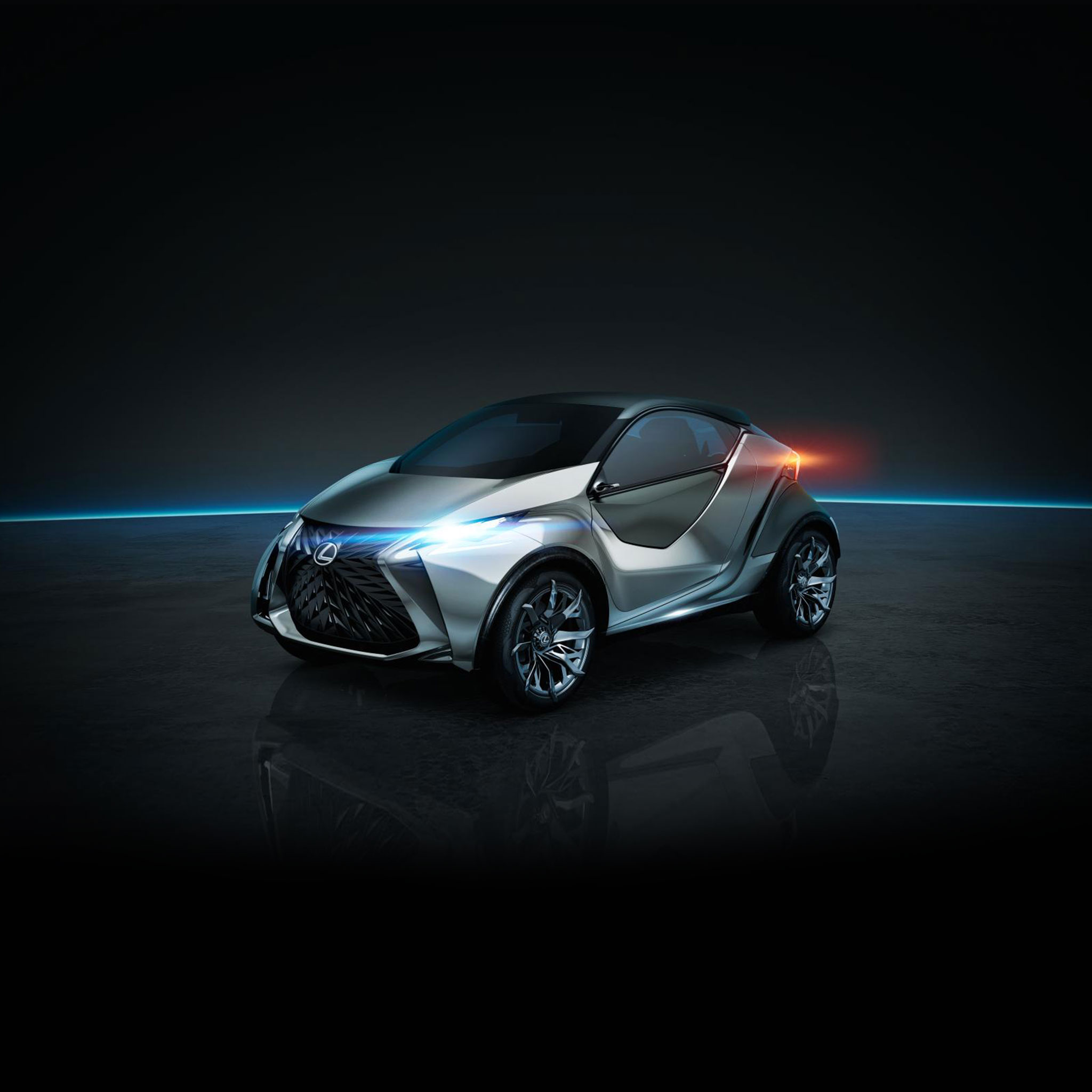 Introducing the first-ever Lexus LF-SA - lexus.com