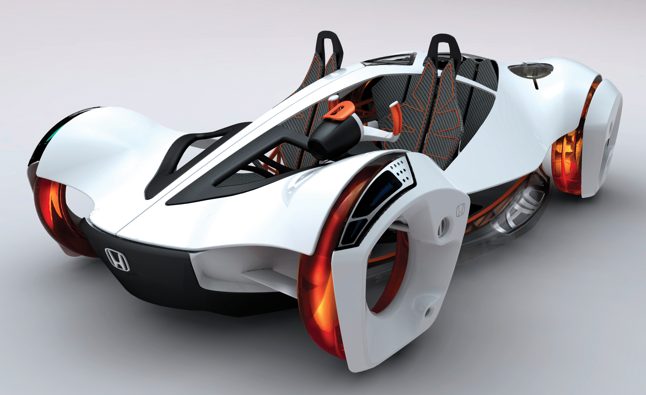 2010 Honda Air Concept Review - Top Speed