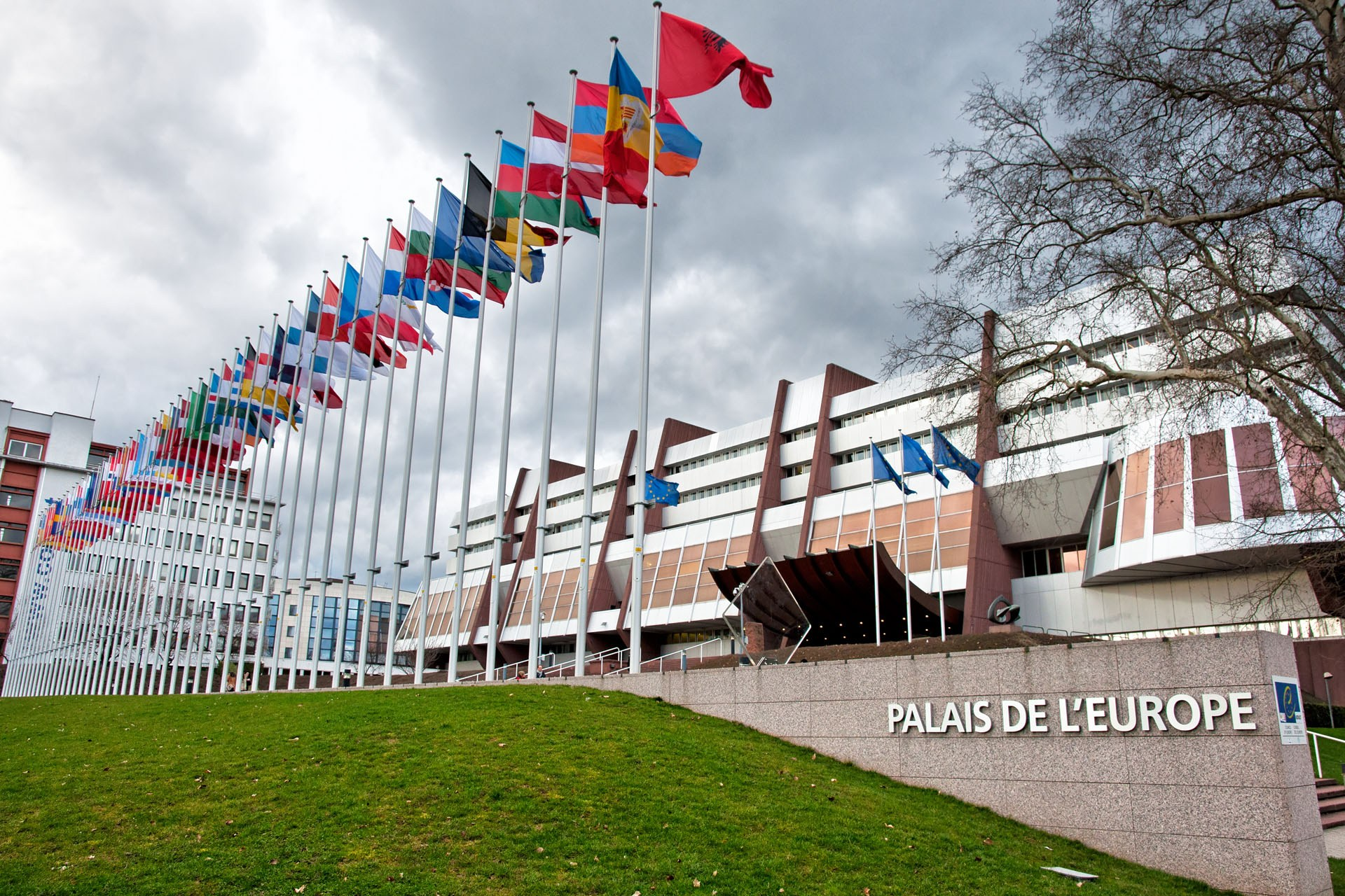 5 MAY - 67th ANNIVERSARY OF THE COUNCIL OF EUROPE - European Centre