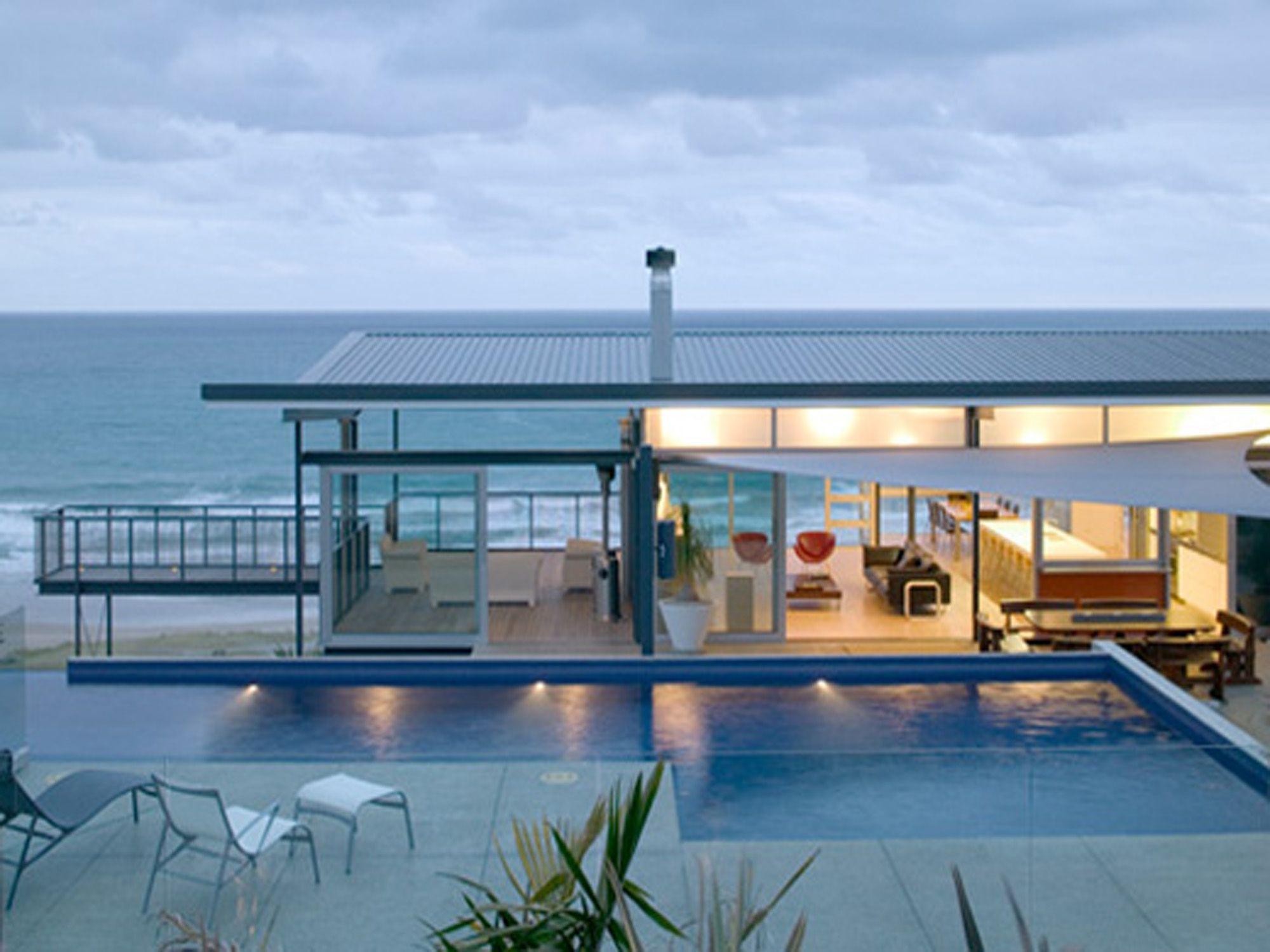 modern beach mansions | Modern Home Interior Designs | Find the ...