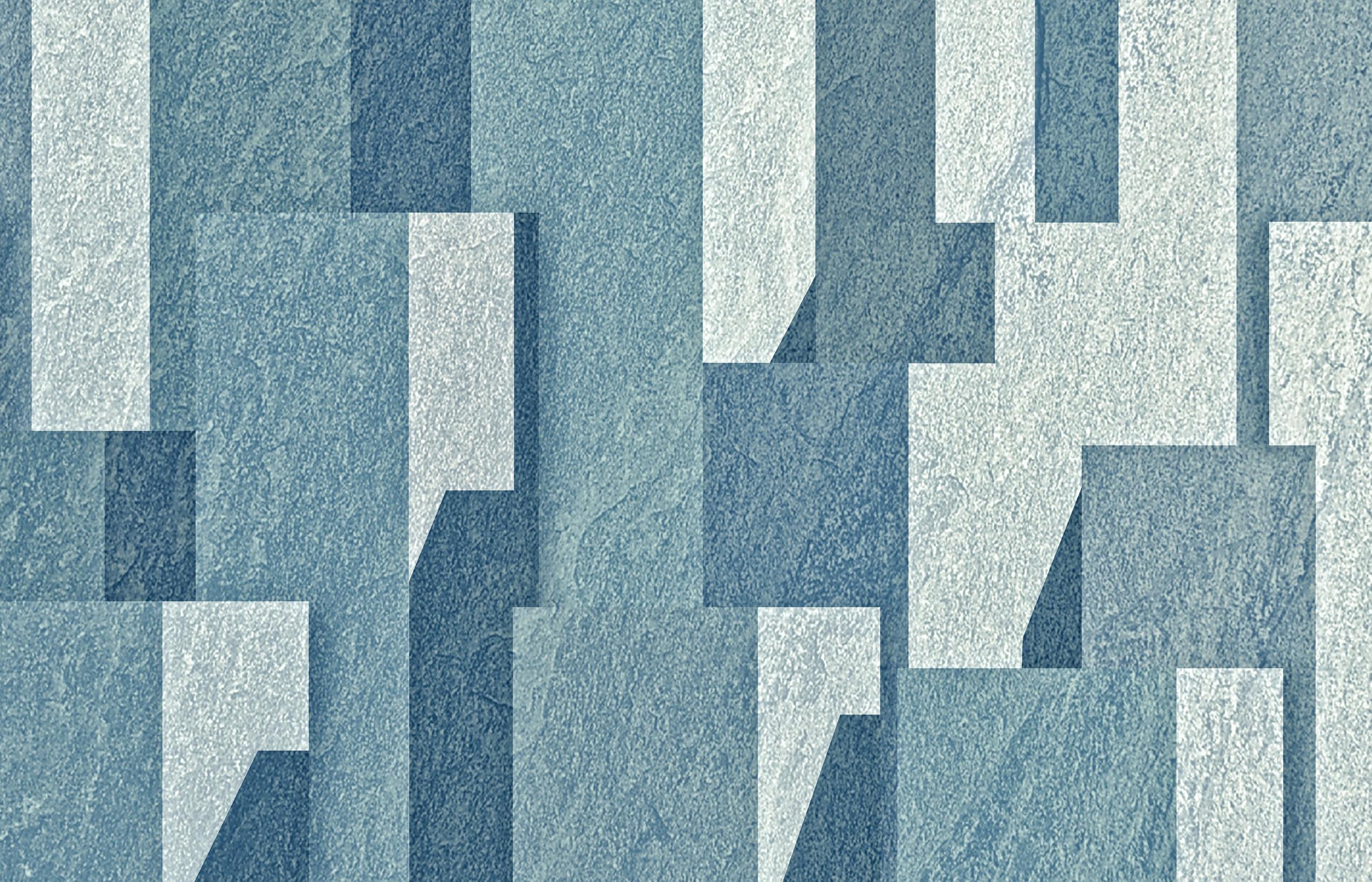 Concrete Blocks Background, 3d, Nature, Retro, Render, HQ Photo