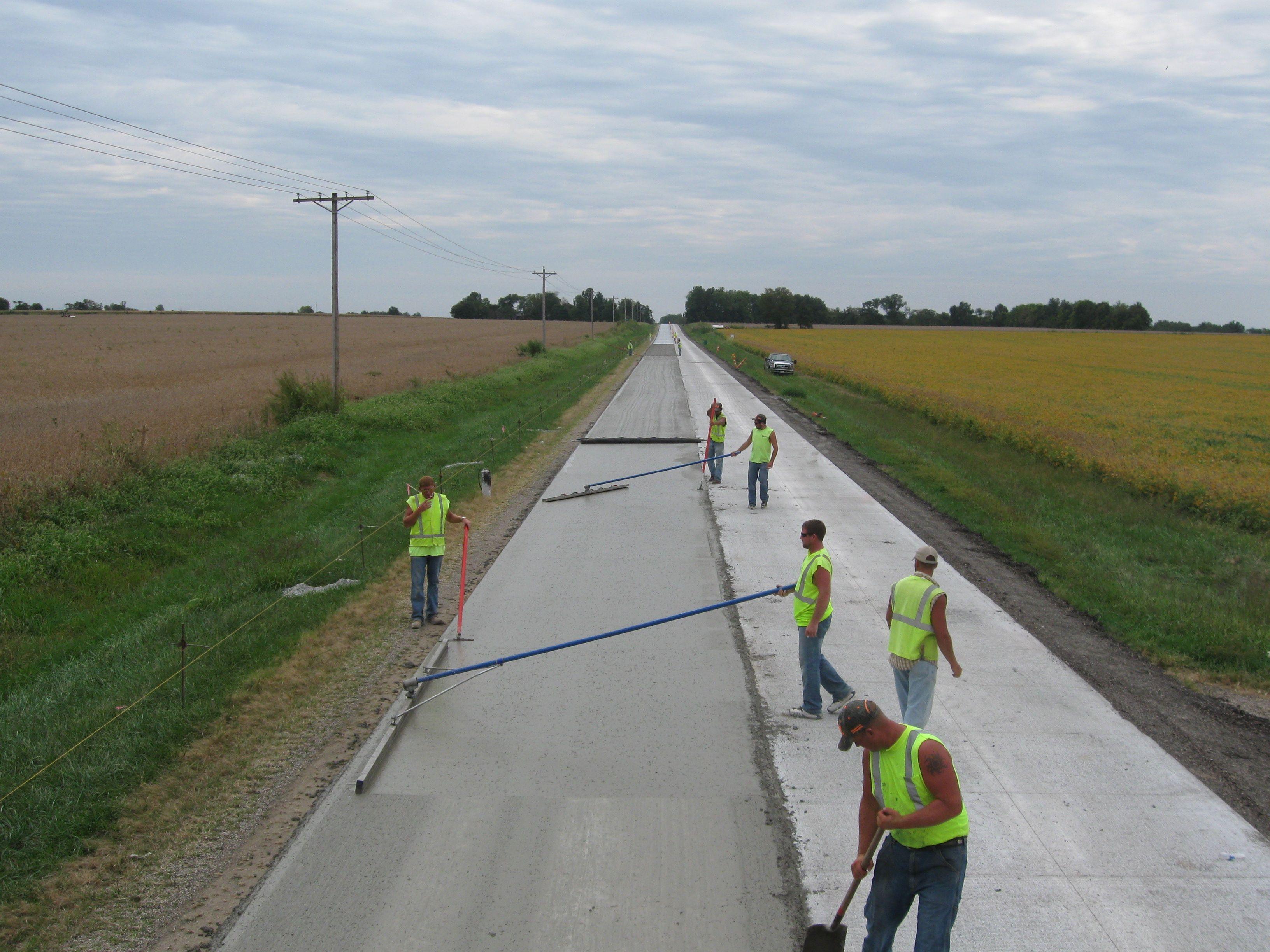 Tenders Of Cement Concrete Road | Cement, Concrete and Construction