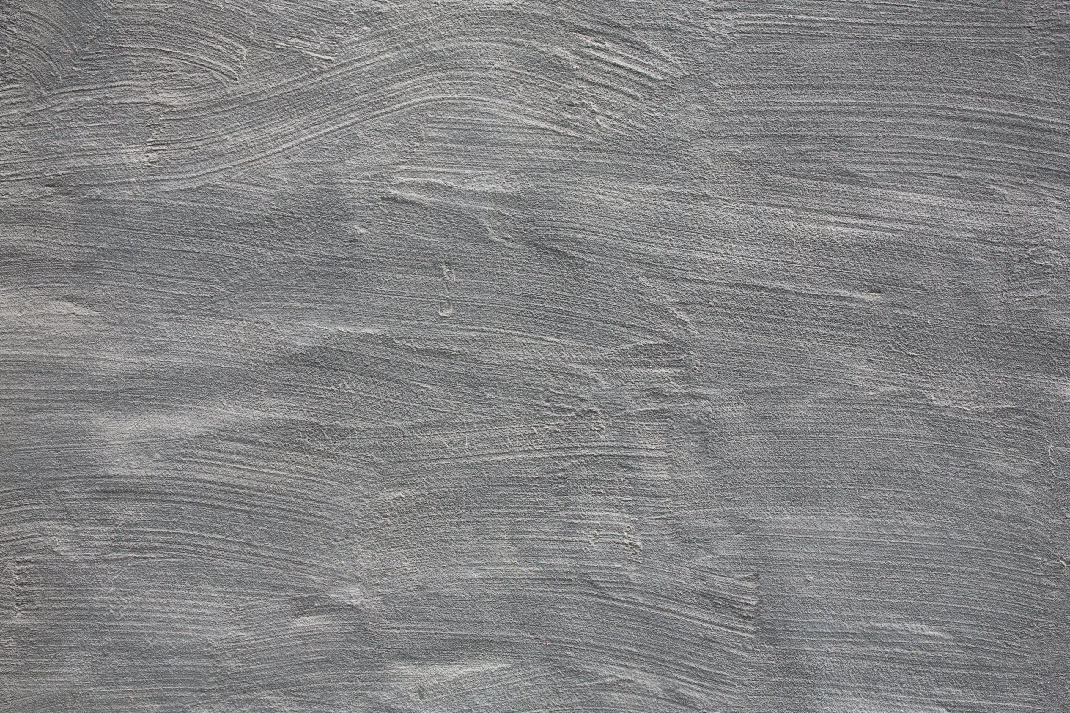 Hand Trowelled Grey Wall Surface