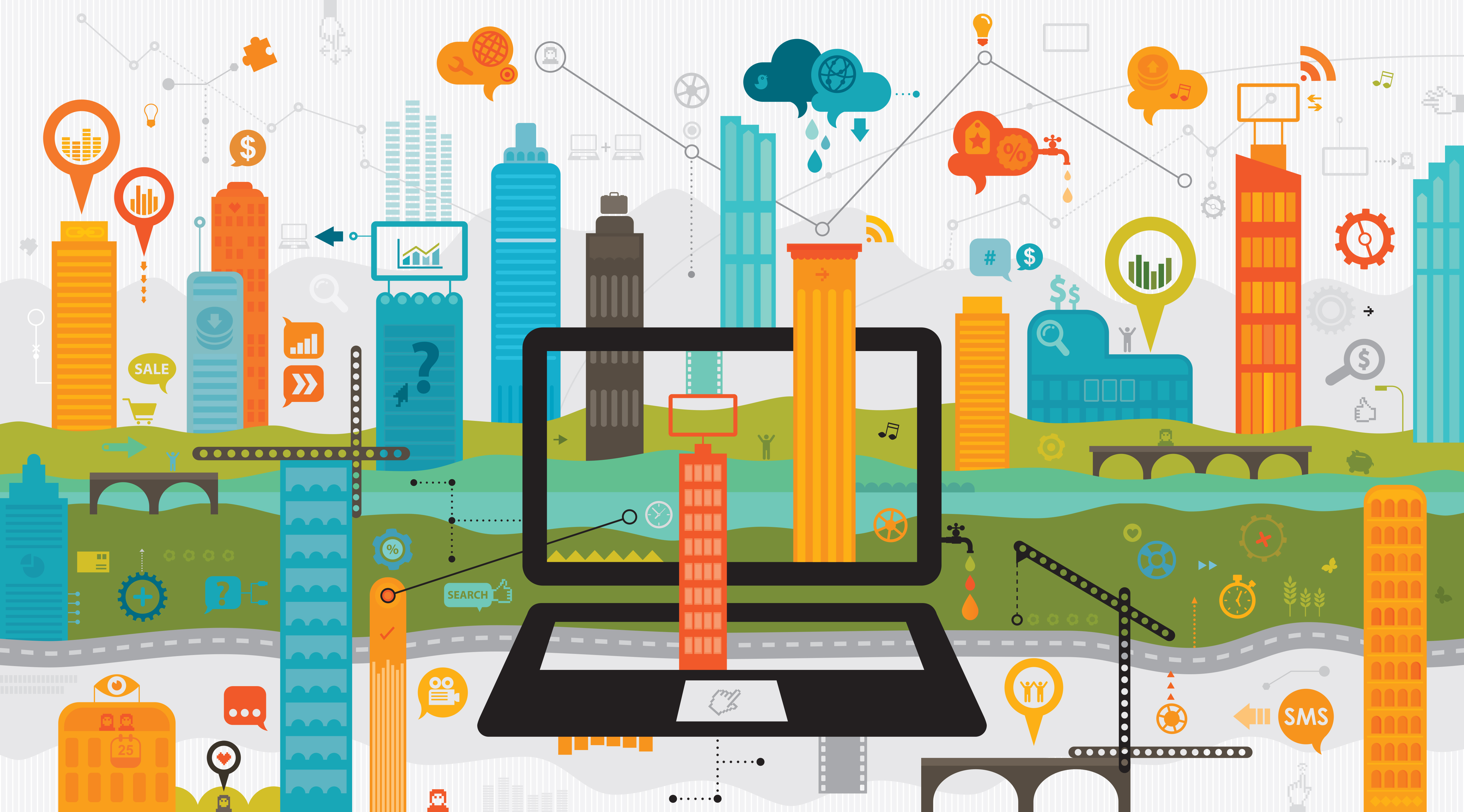 Essential technologies of a smart city | UrbanizeHub