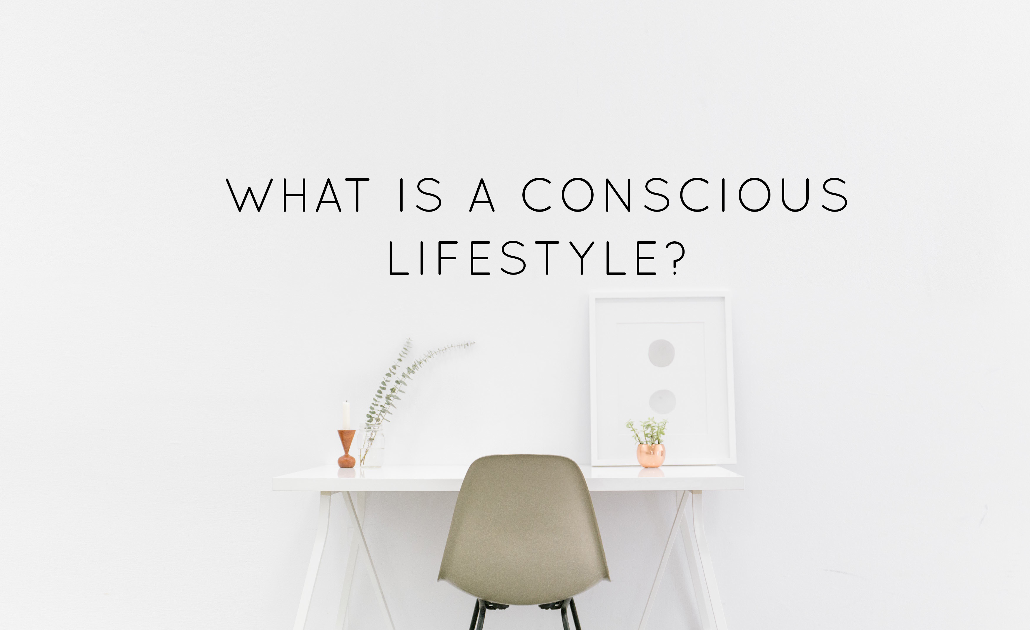 What is a Conscious Lifestyle? | Sutton and Grove