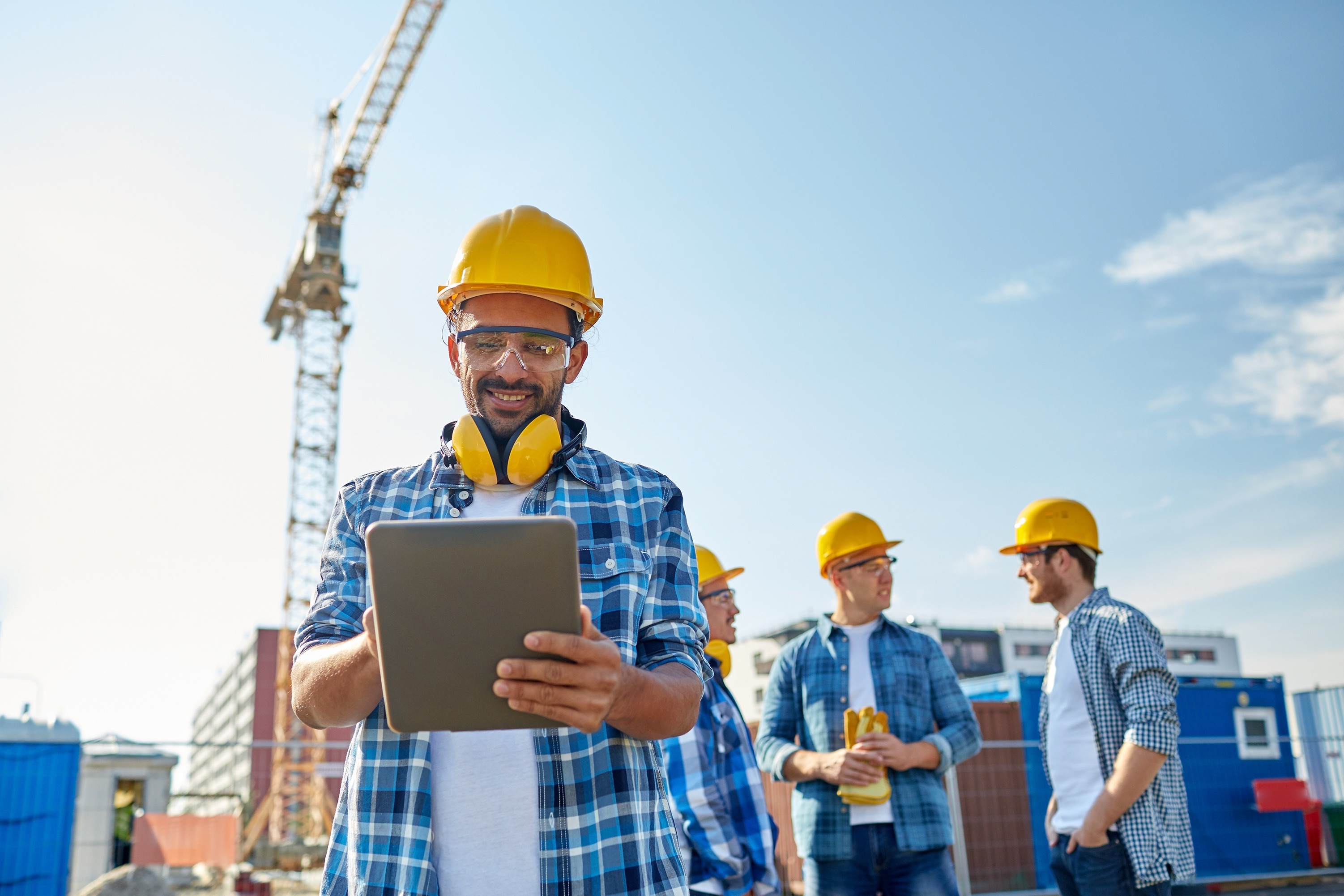 Construction Industry Mobility Management