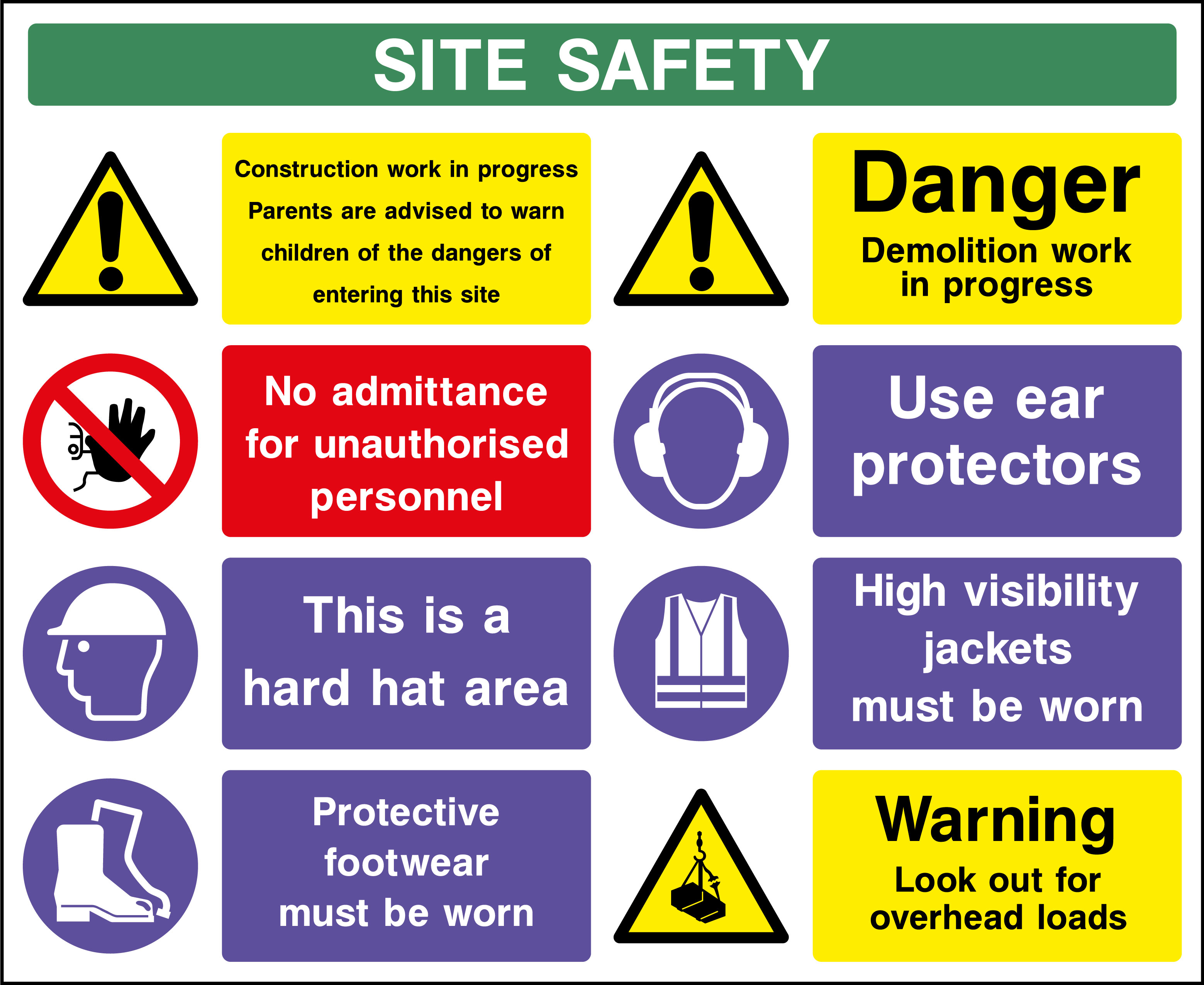 Free photo: Workplace Safety Signs - Danger, Fire ...
