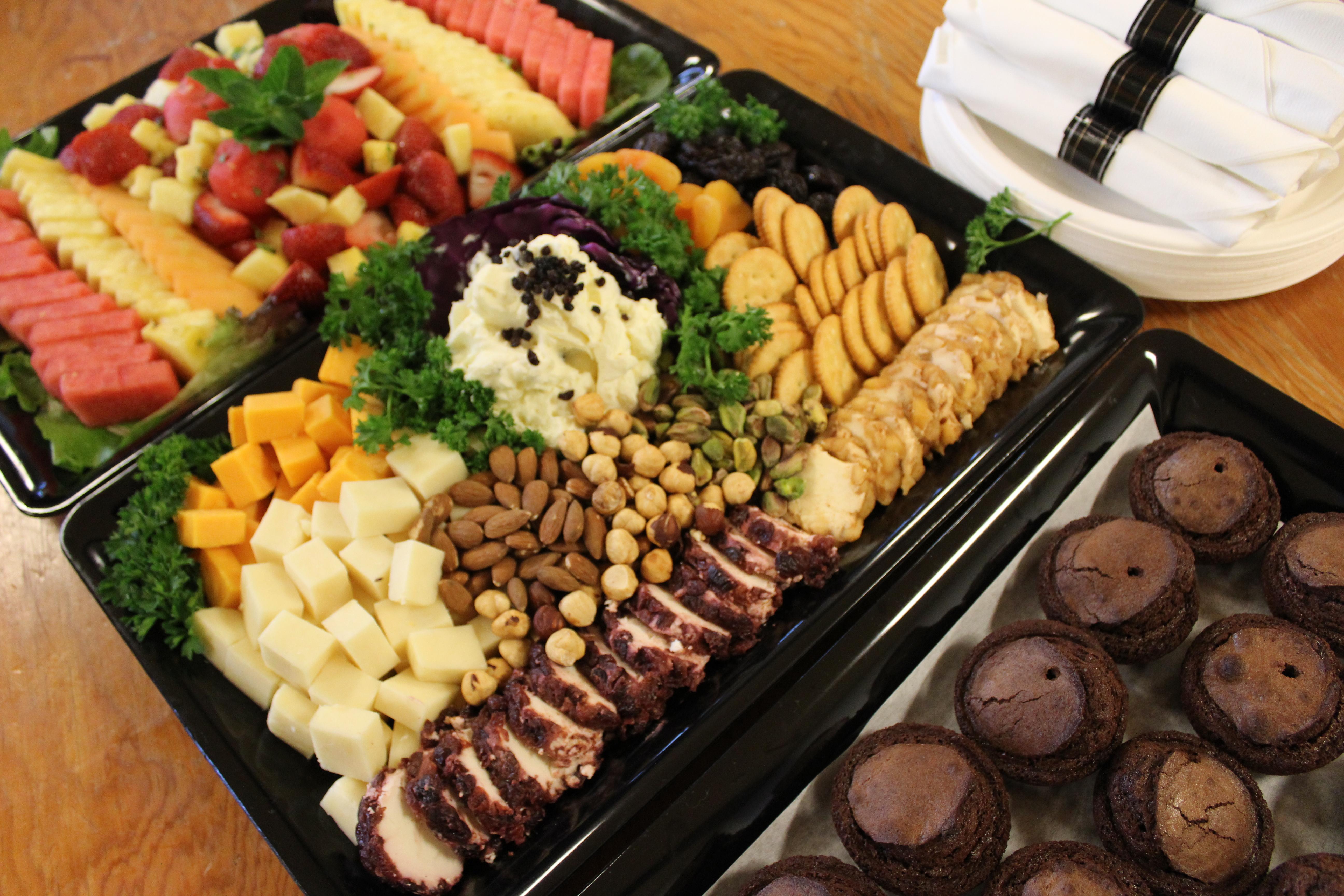 Continental Breakfast- Min 20 People – Lchaim Foods