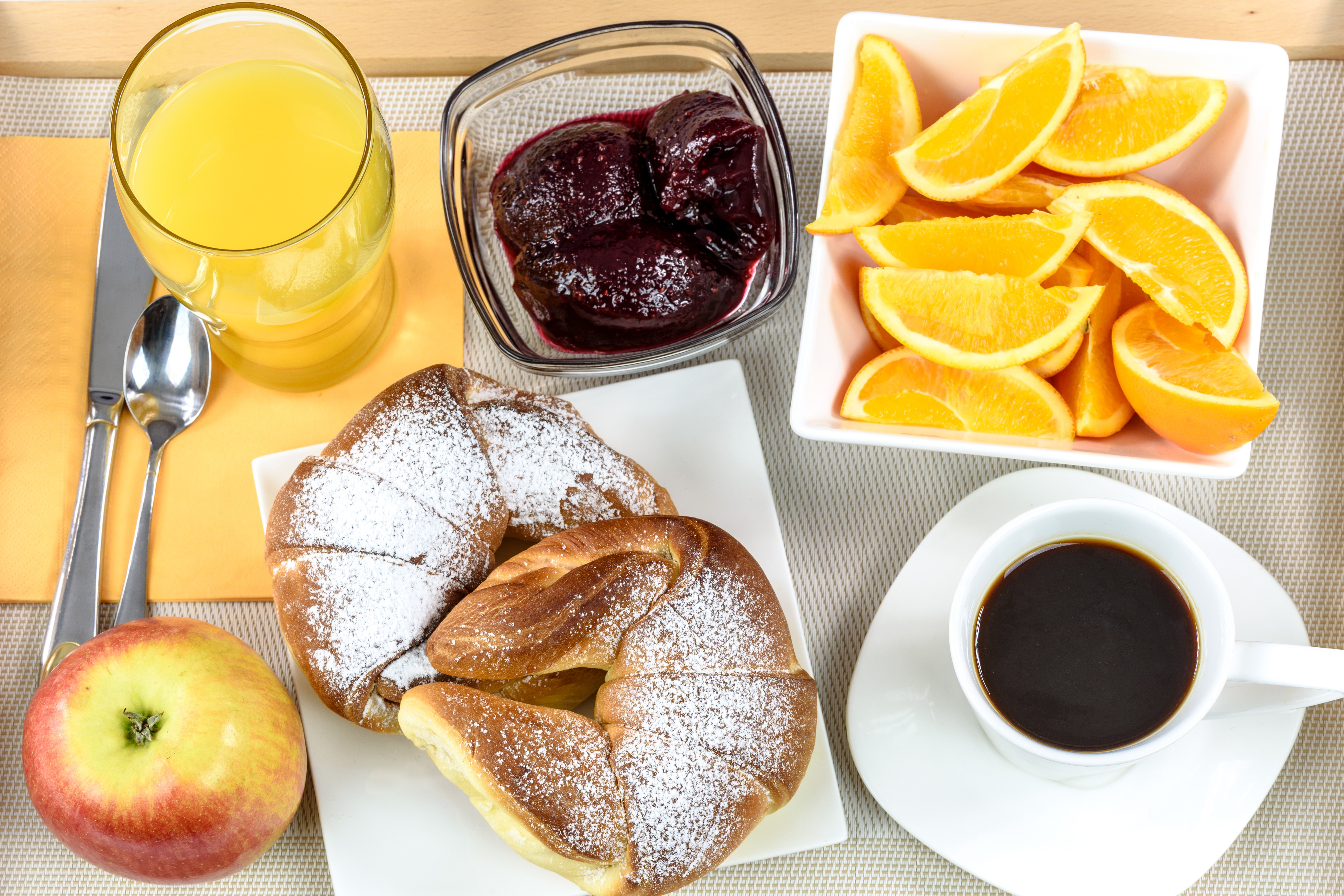 Continental Breakfast Free Photo – Foodie Factor