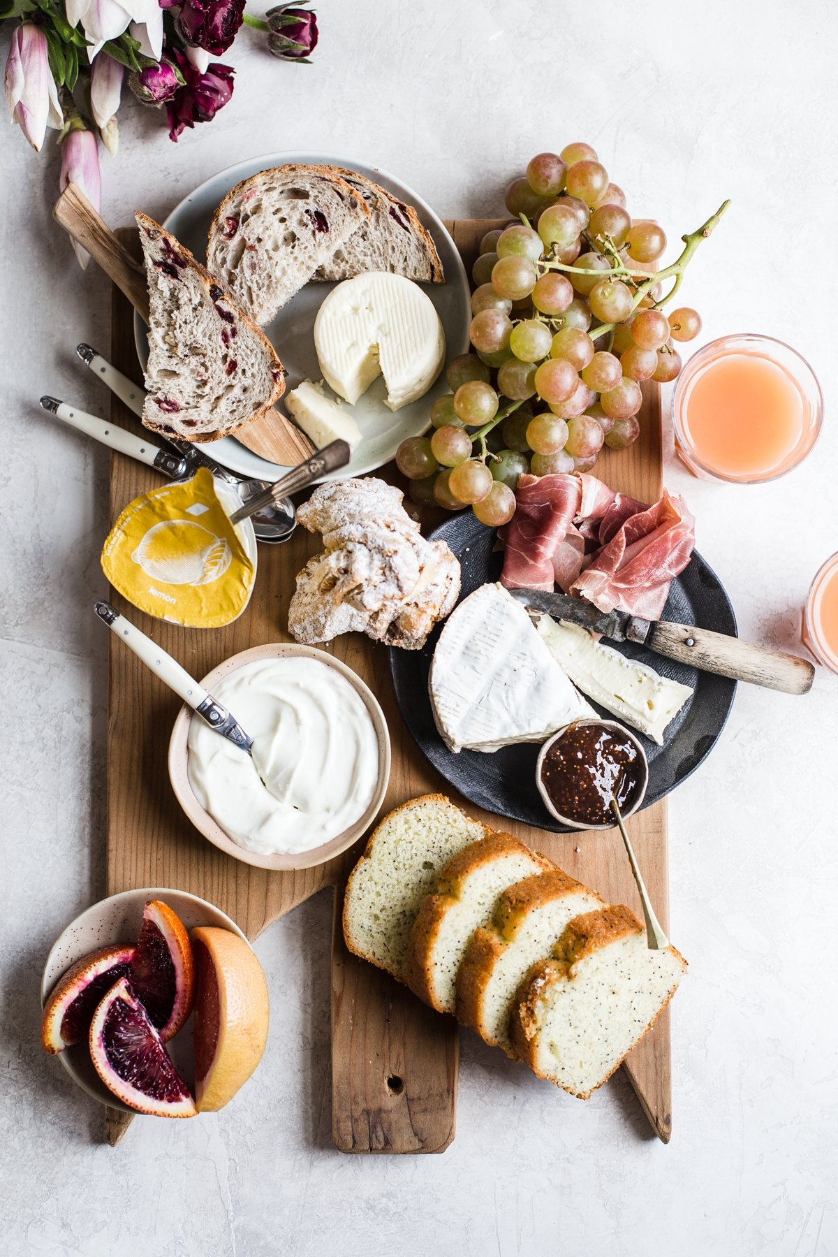 Continental Breakfast at Home | The Modern Proper