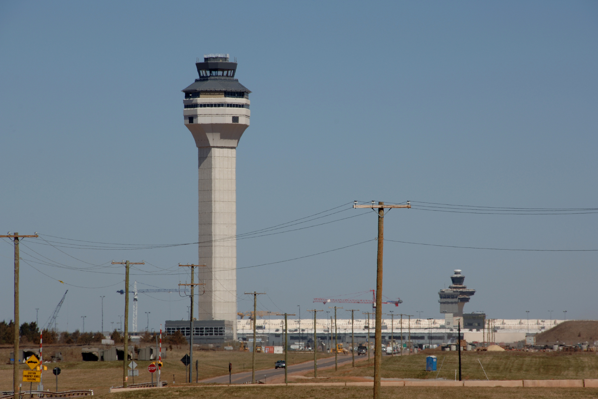 New Airport Traffic Control Tower | Metropolitan Washington Airports ...