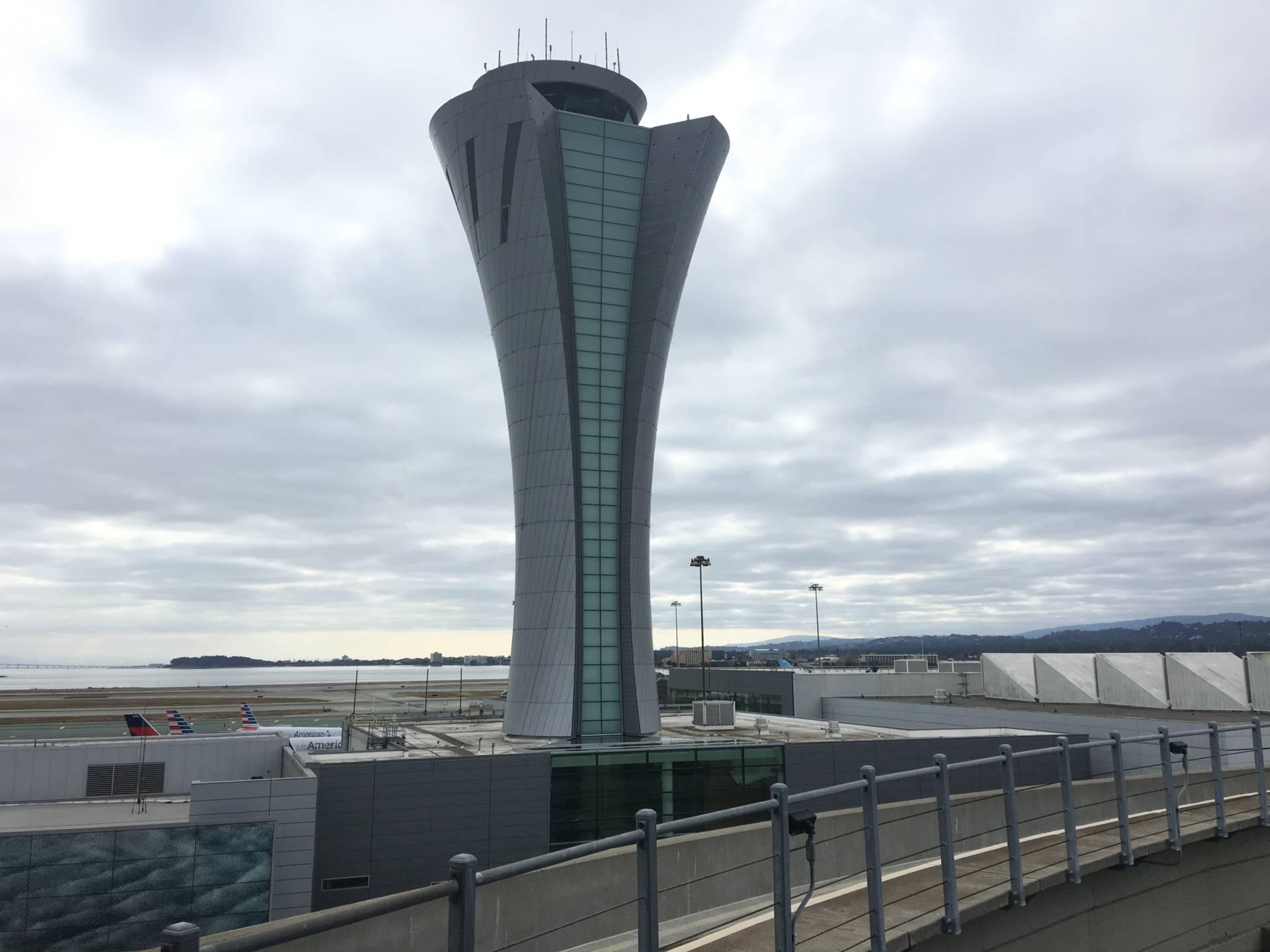 SFO Cuts Ribbon on New Air Traffic Control Tower | News Fix | KQED News