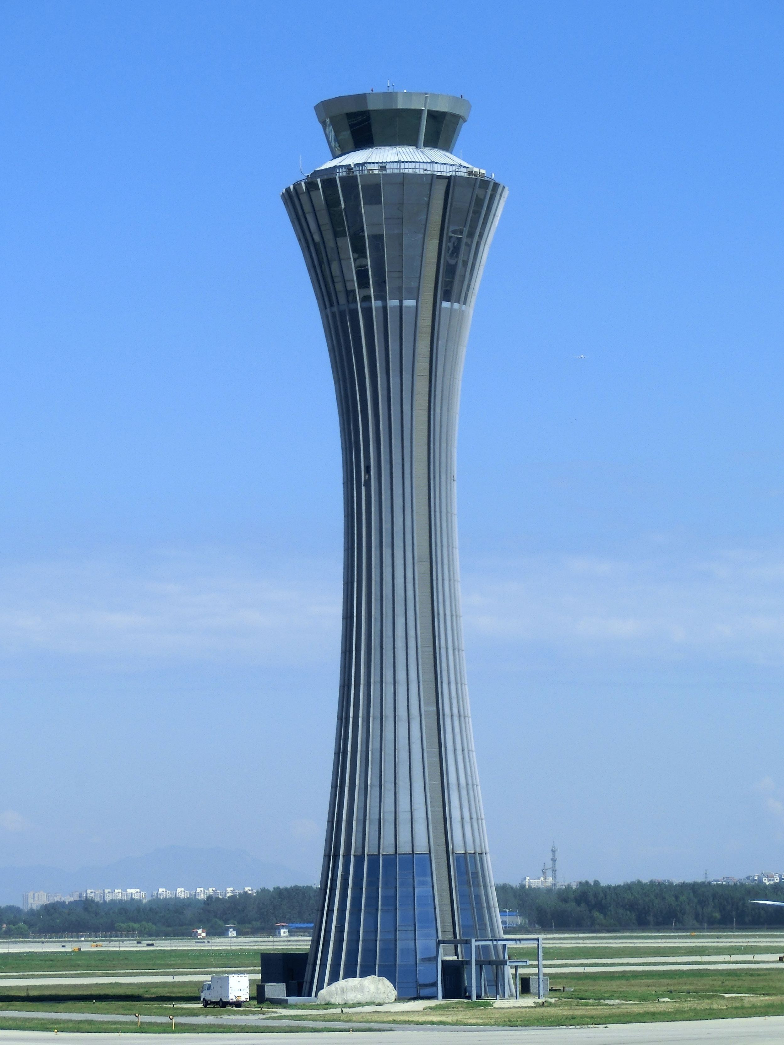File:Beijing Capital International Airport BCIA Control Tower.jpg ...