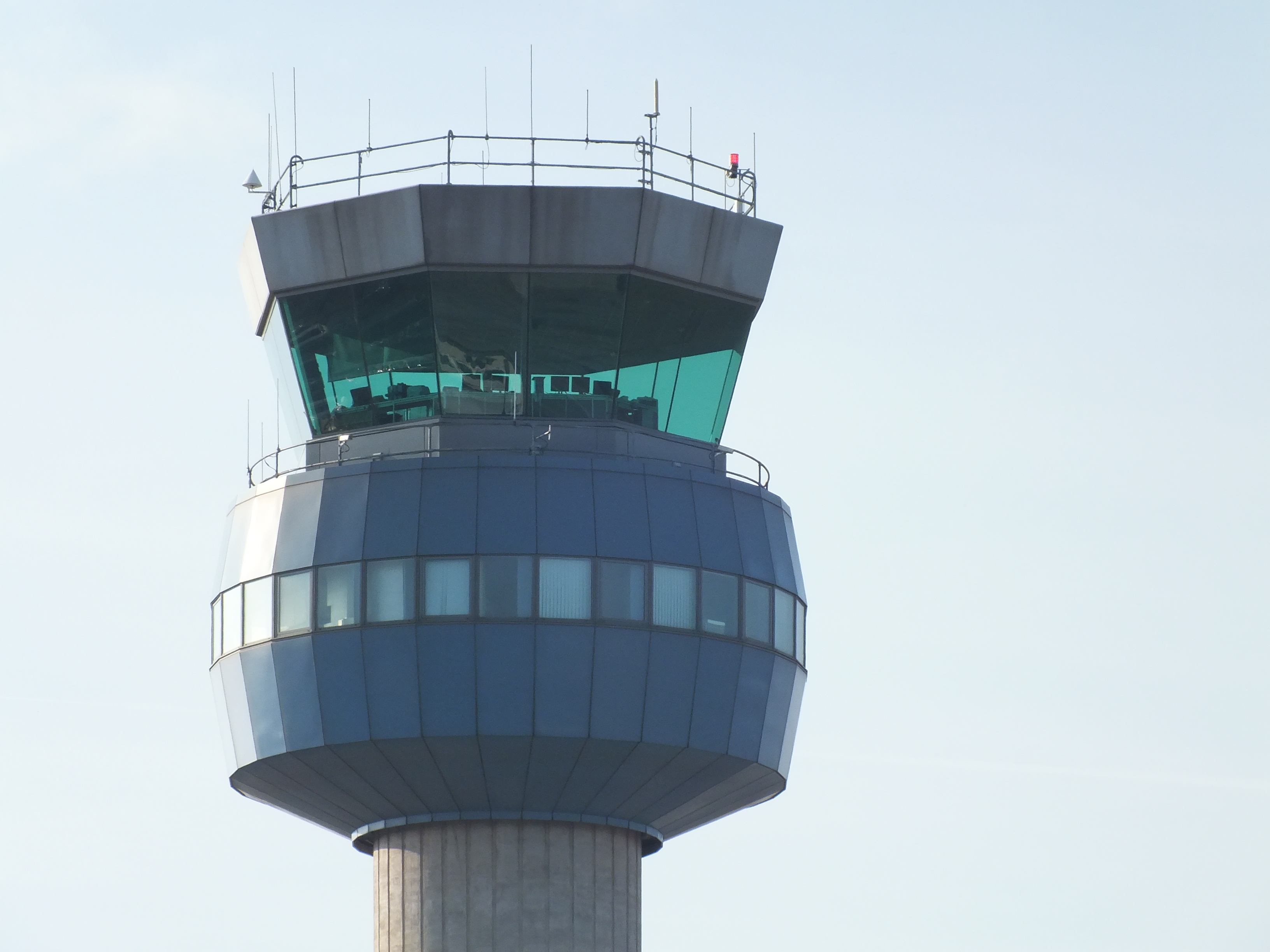 Control tower, Control, Flight, Structure, Tower, HQ Photo