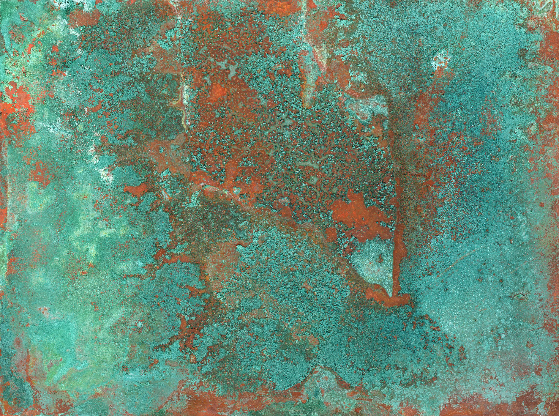 8 rusted copper textures vol.2 | Texture Fabrik