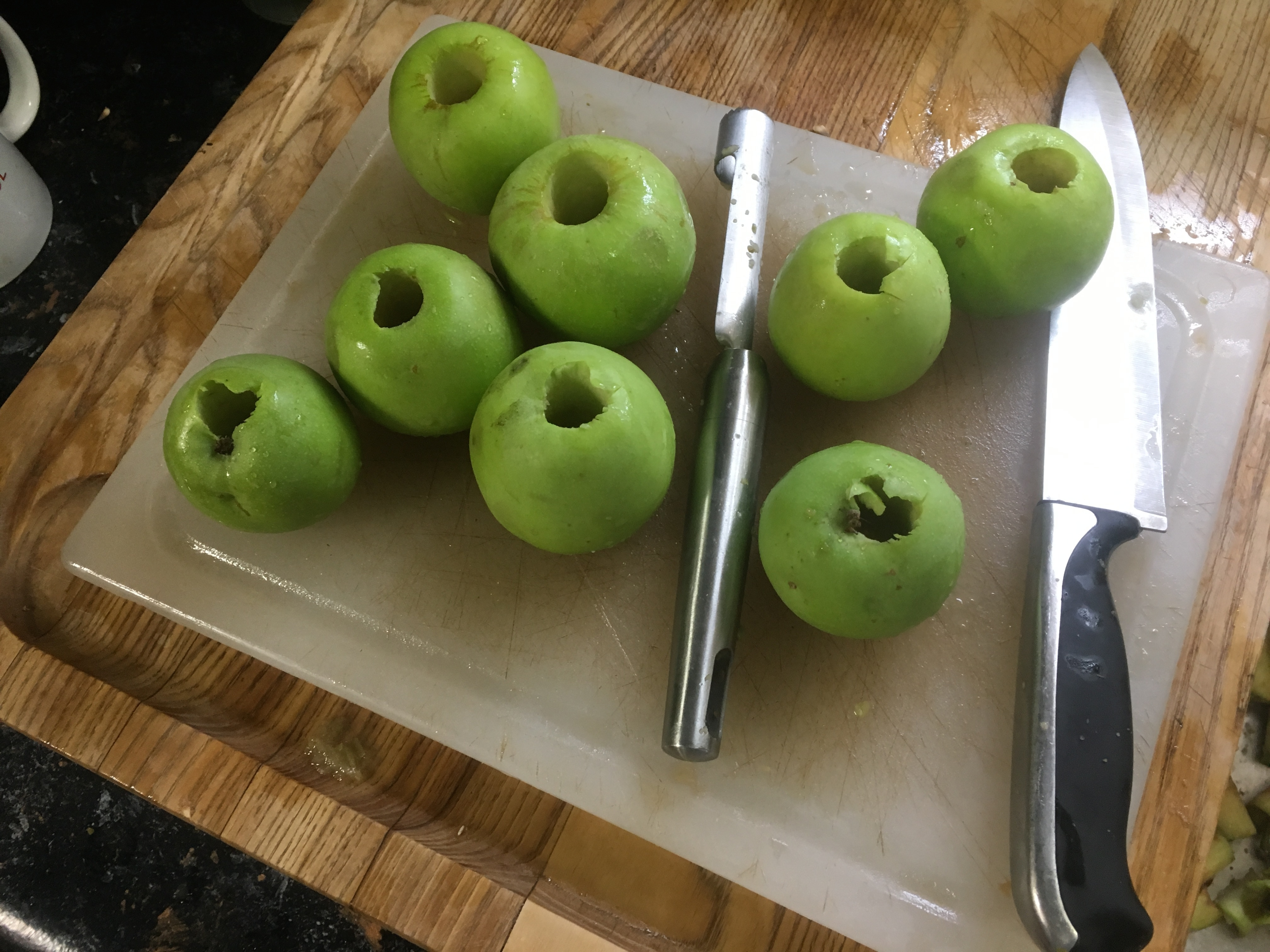 Core and Slice, Apple, Food, People, HQ Photo