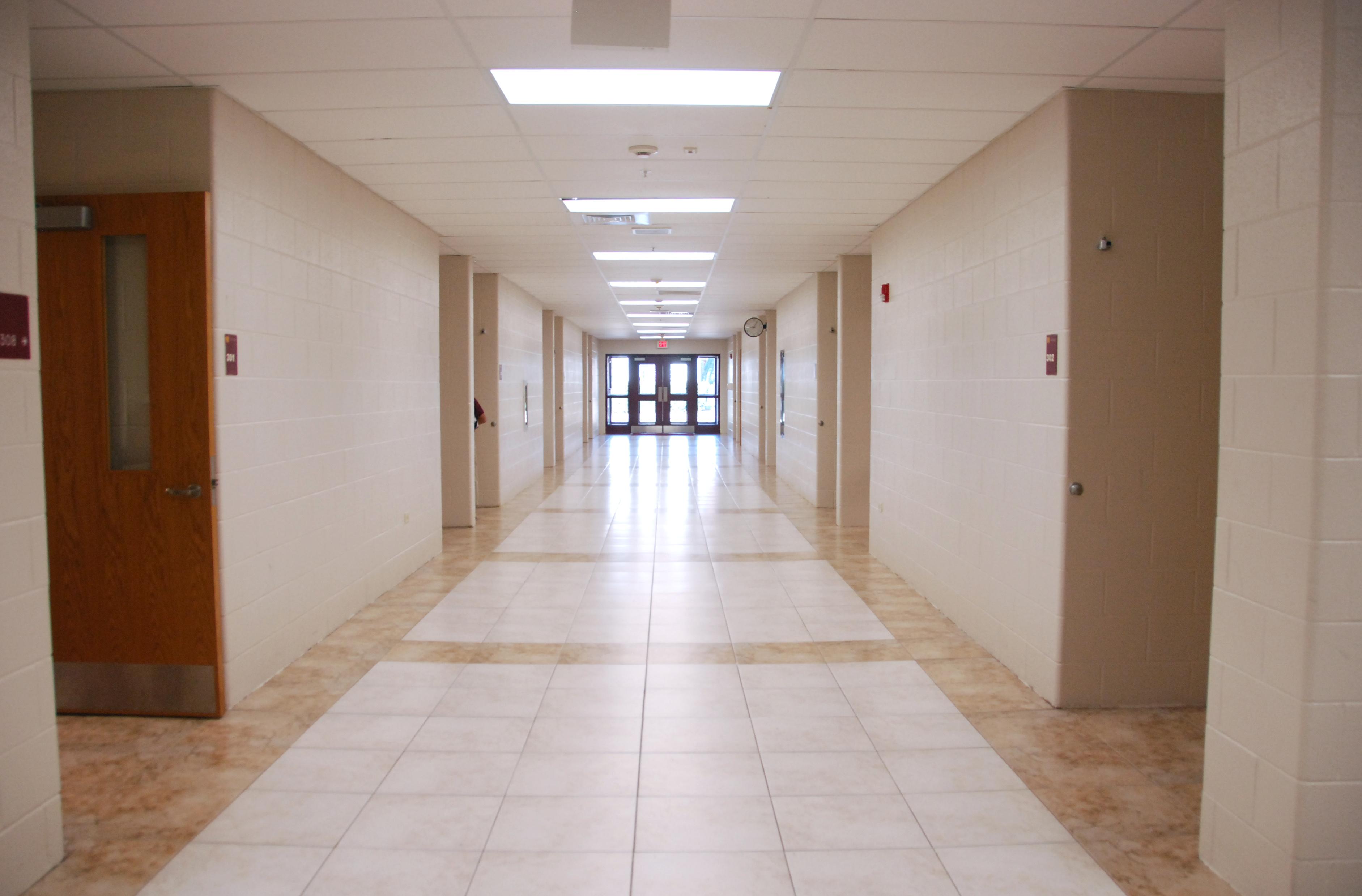 Corridor photo