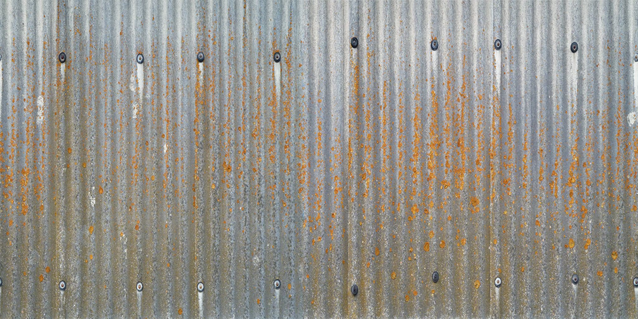 Free Photo Corrugated Metal Background Rusty Rusted