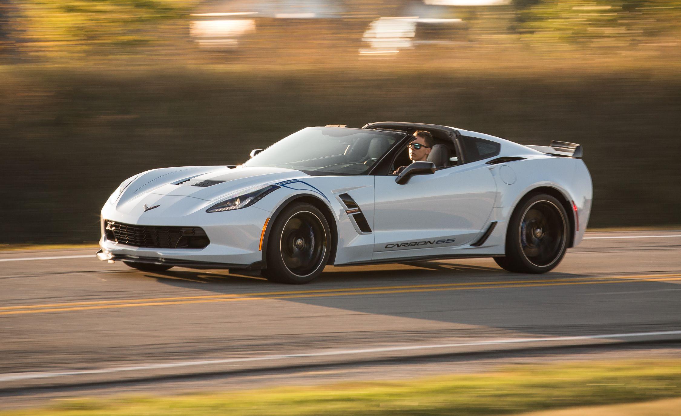 2018 Chevrolet Corvette Grand Sport | Review | Car and Driver