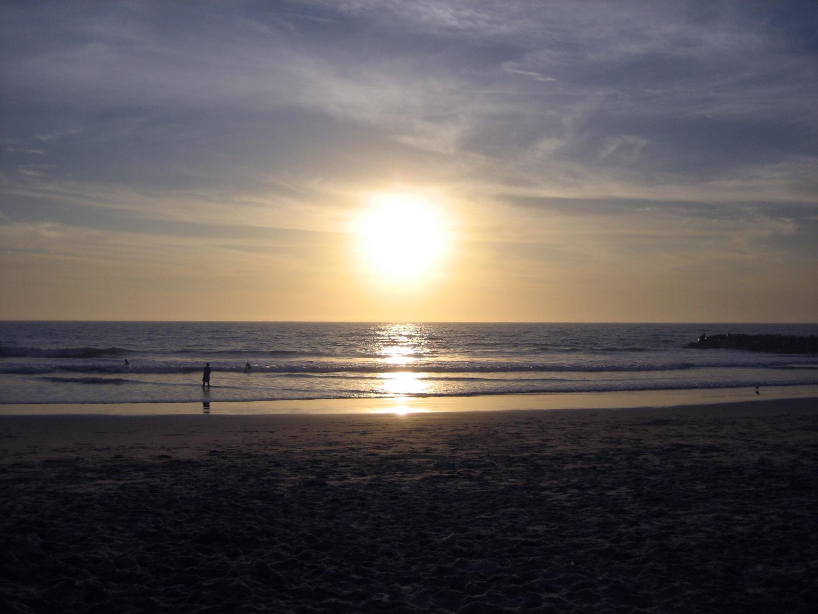 Costal Sunset, Beach, Bspo06, California, Coast, HQ Photo