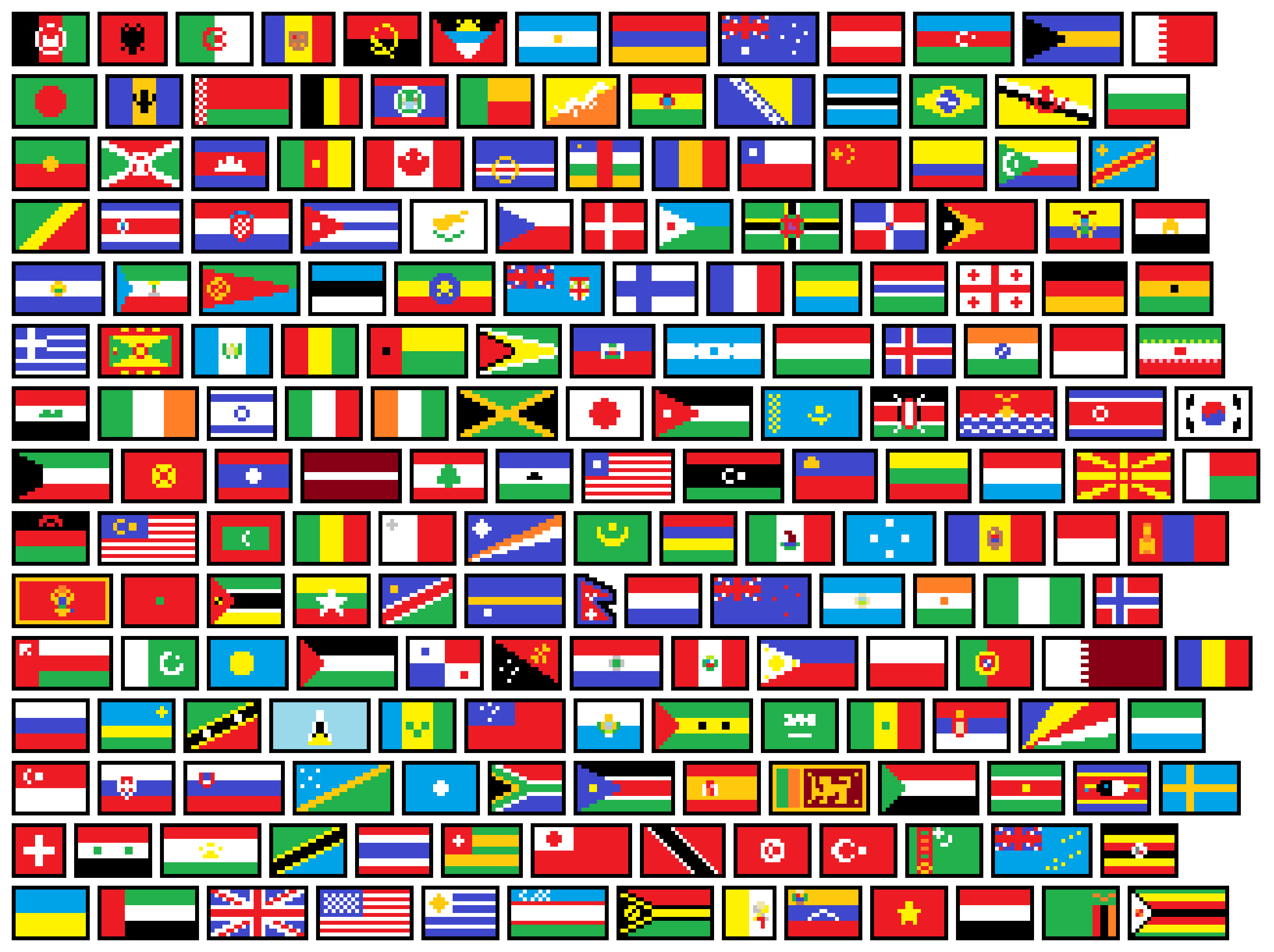 Free photo: Country Flags - Identity, Flag, Country - Free