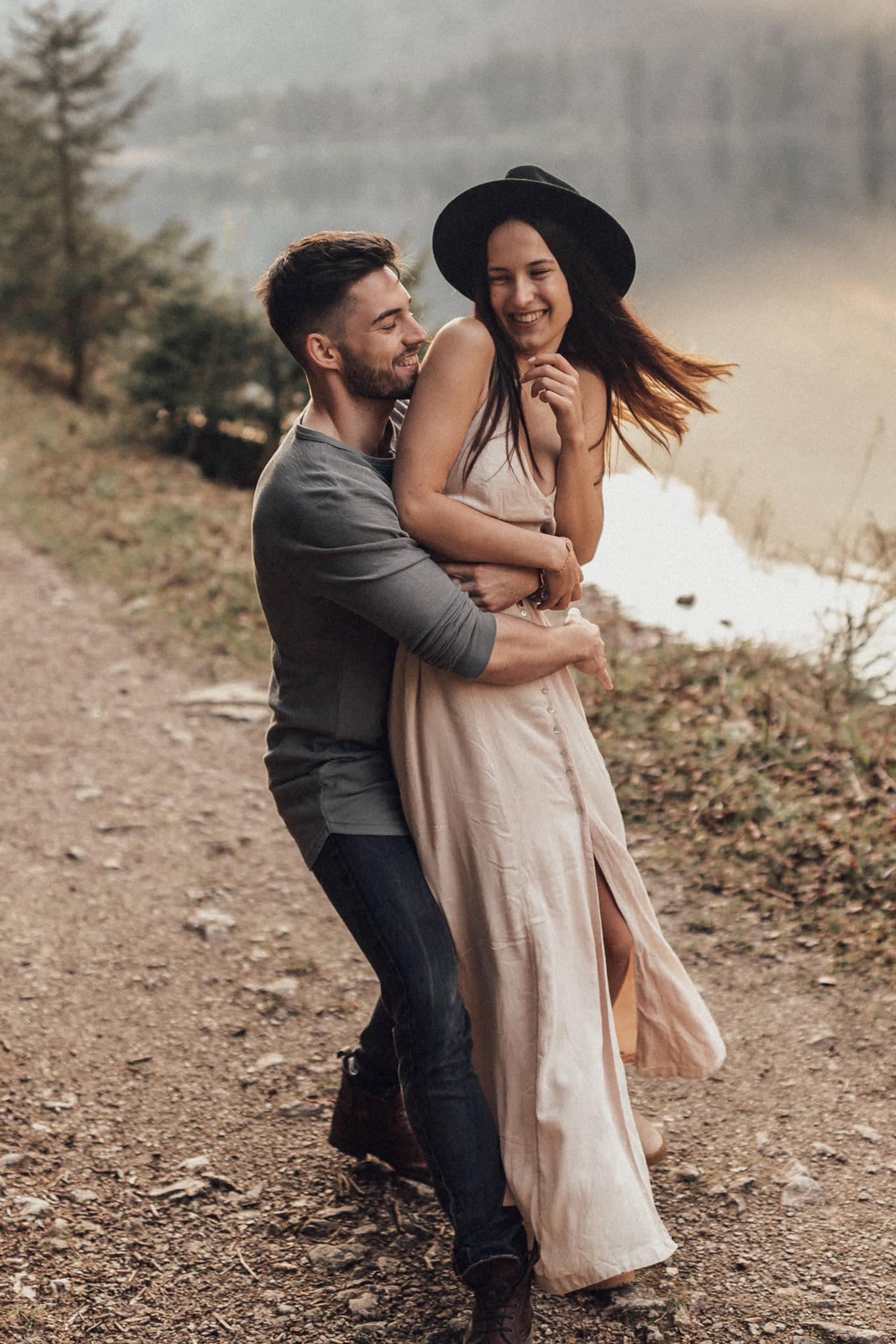Boho Couple Shoot - Melli & Shayne