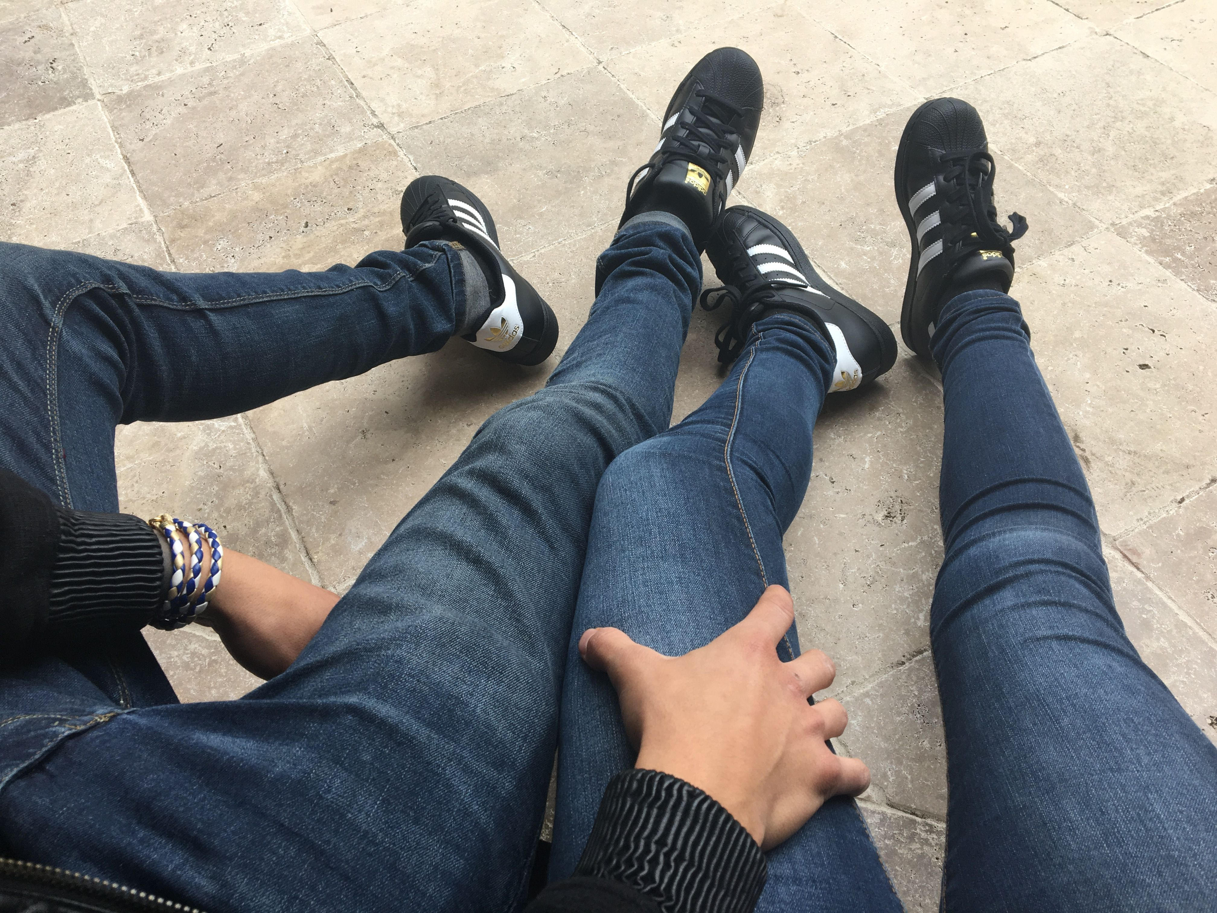 Couple. Relationship goals. Matching shoes. Adidas   Adventures ...
