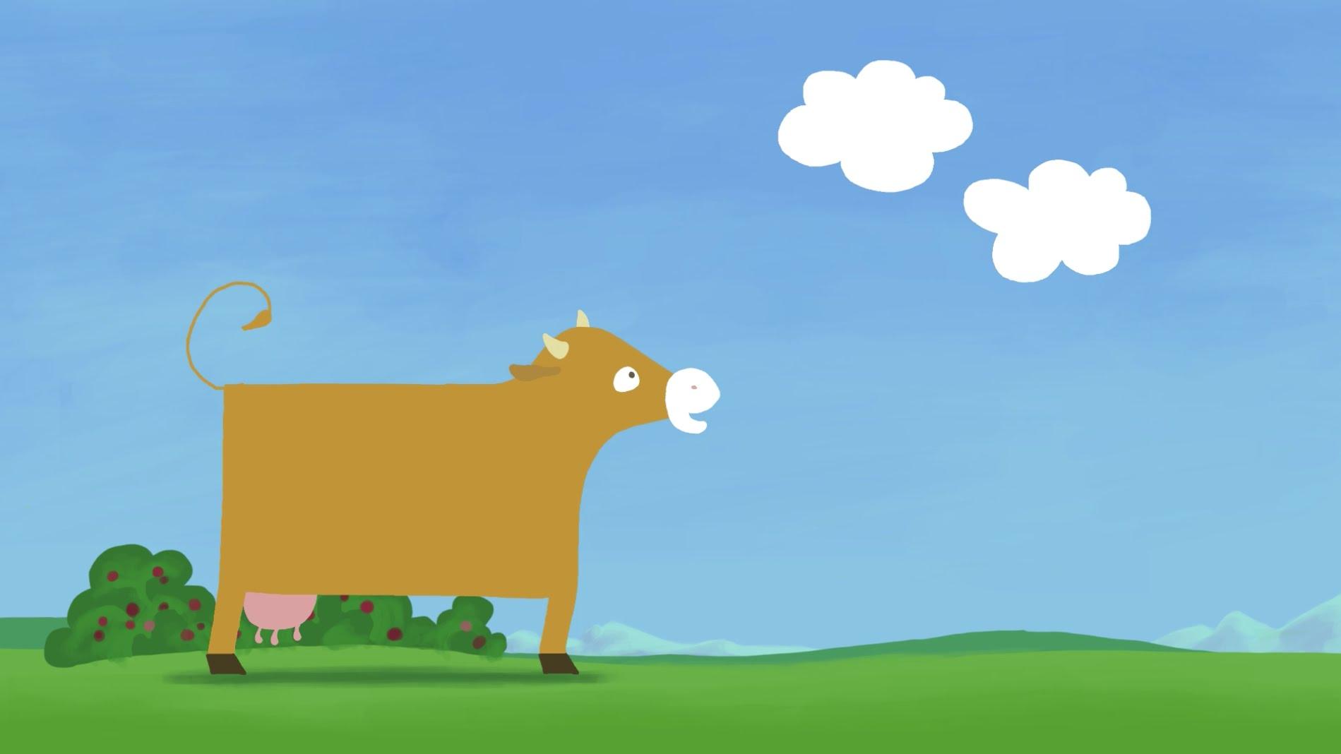 Animanimals: Cow - YouTube