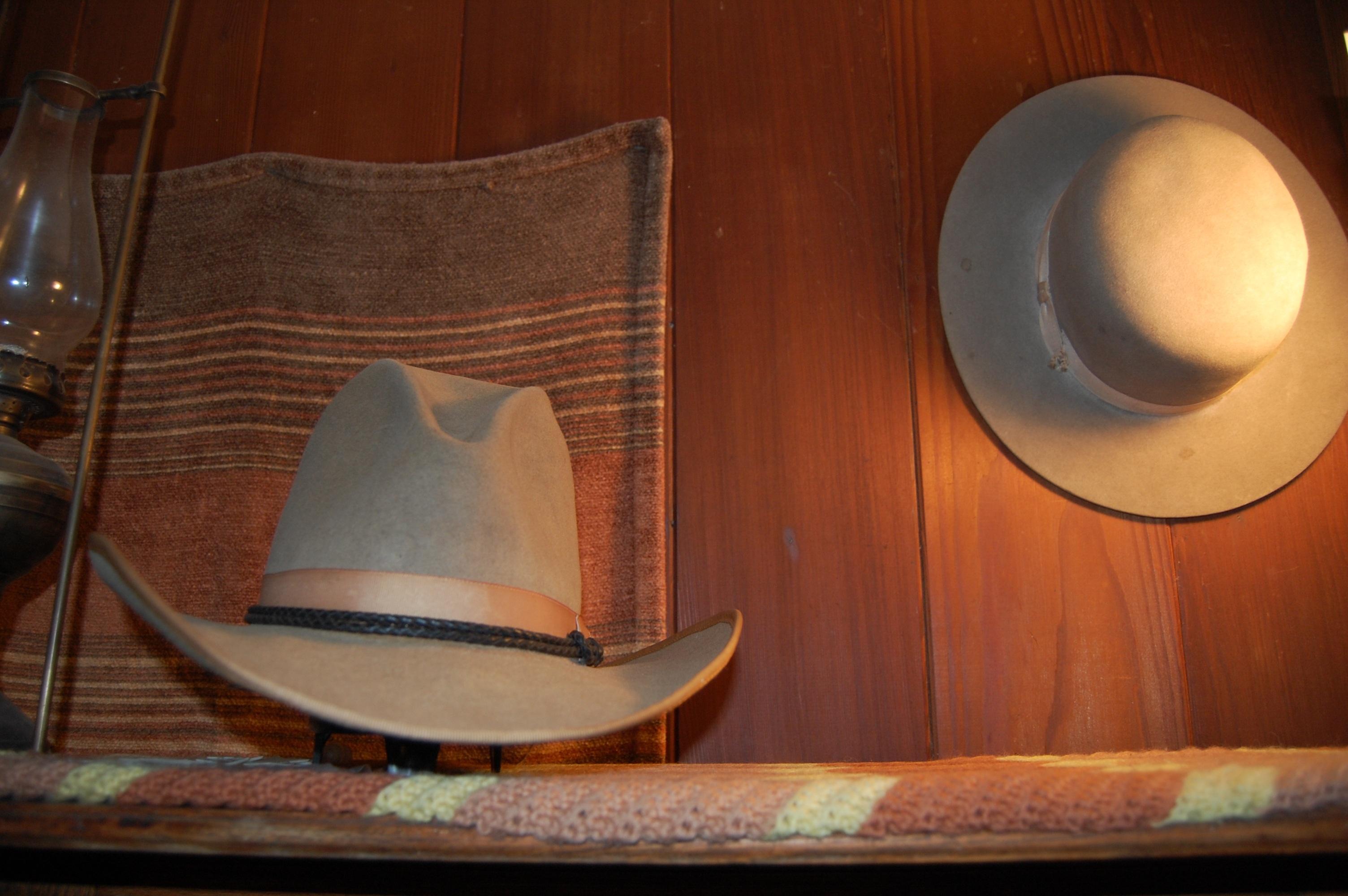 Cowboy hats photo