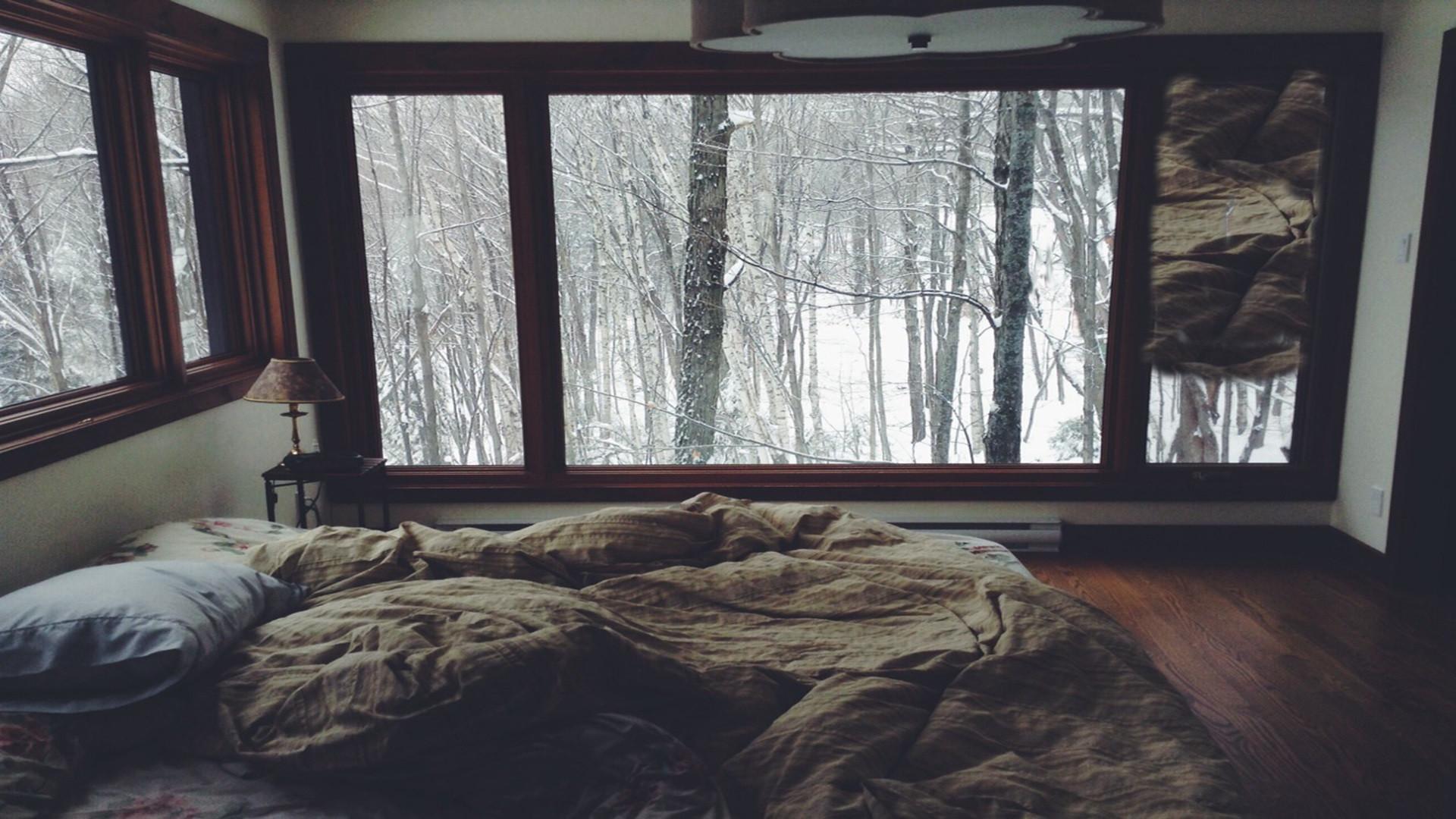 cozy winter wallpaper :3 - Imgur