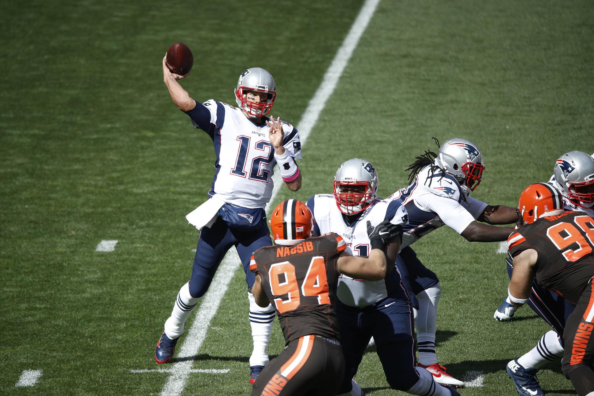 Fantasy football: Tom Brady, Cameron Meredith and more Week 5 ...
