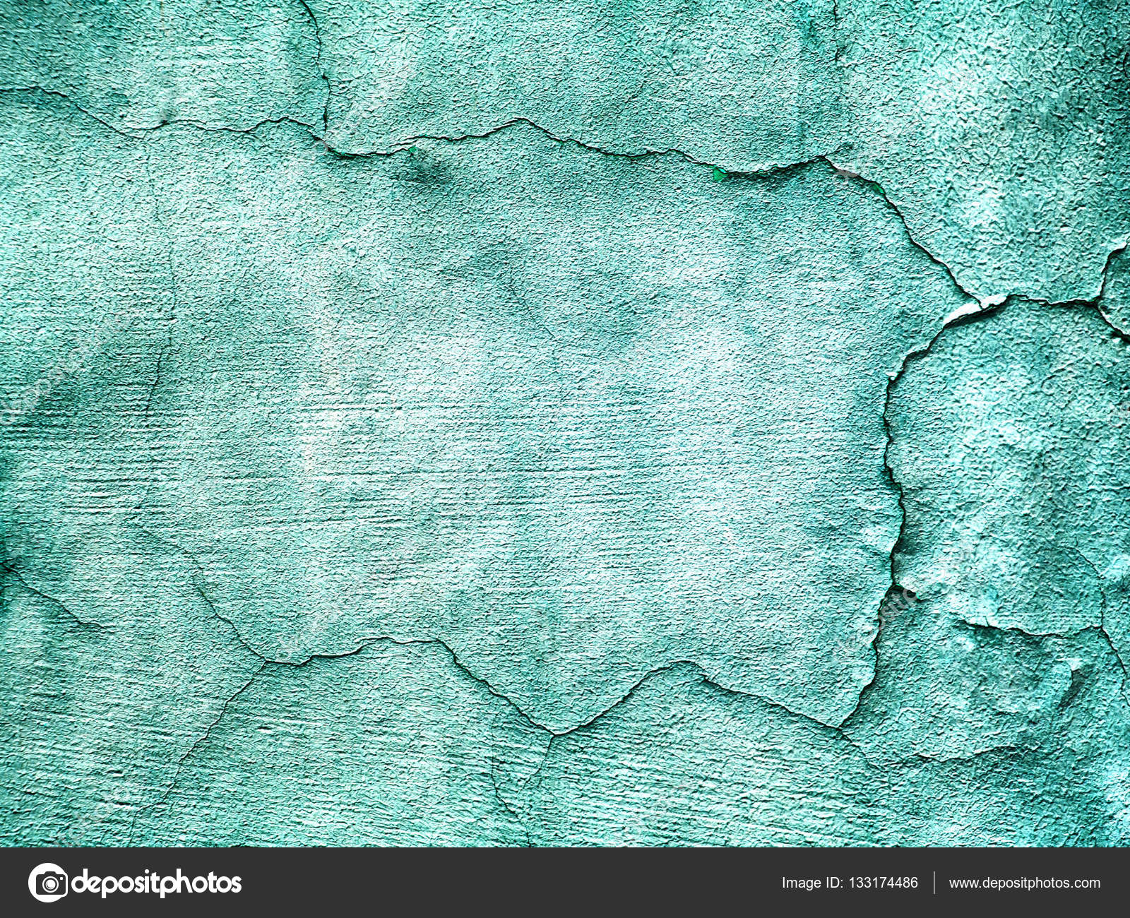 cracked concrete vintage wall background,old blue wall — Stock Photo ...