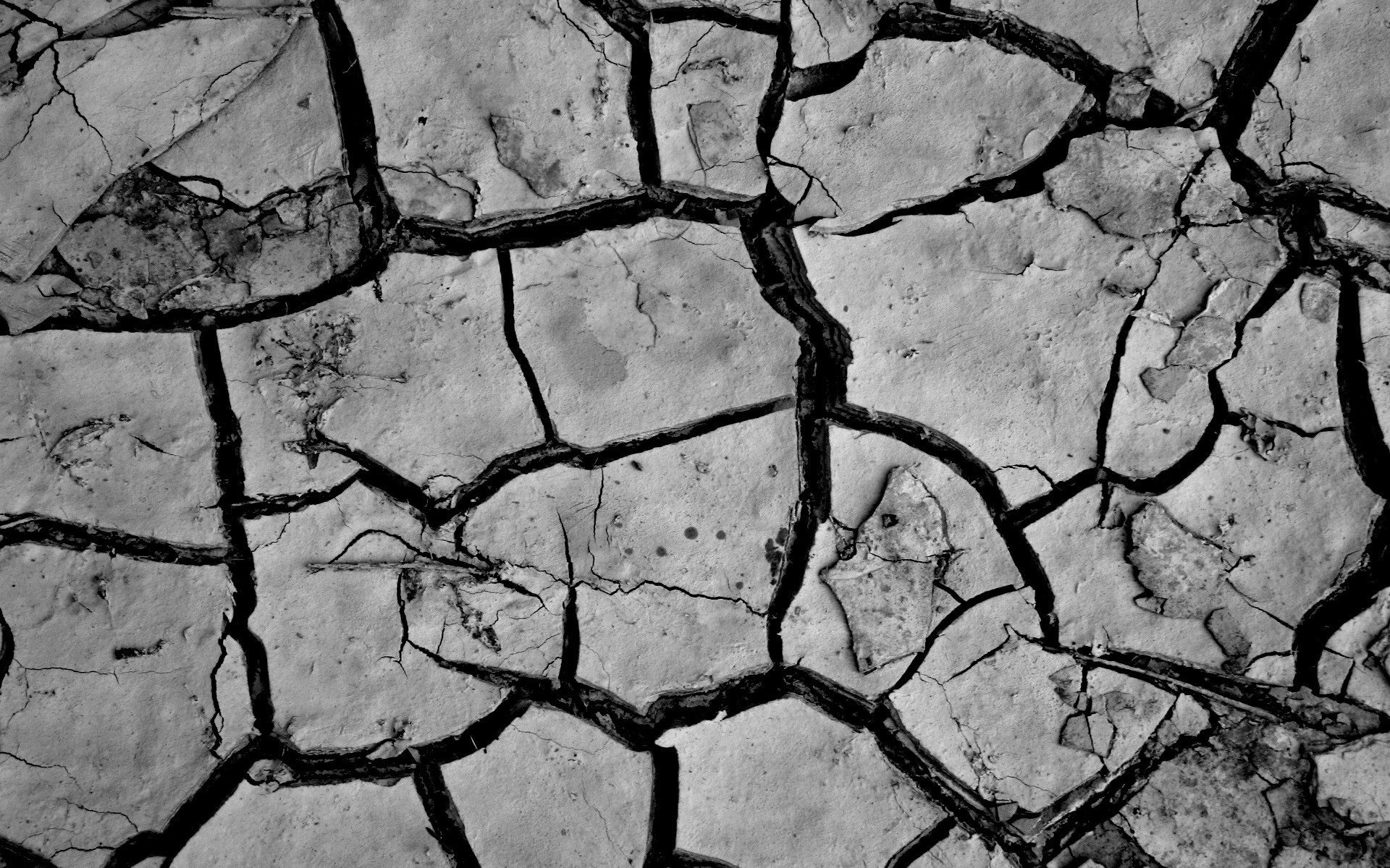 Cracked surface photo