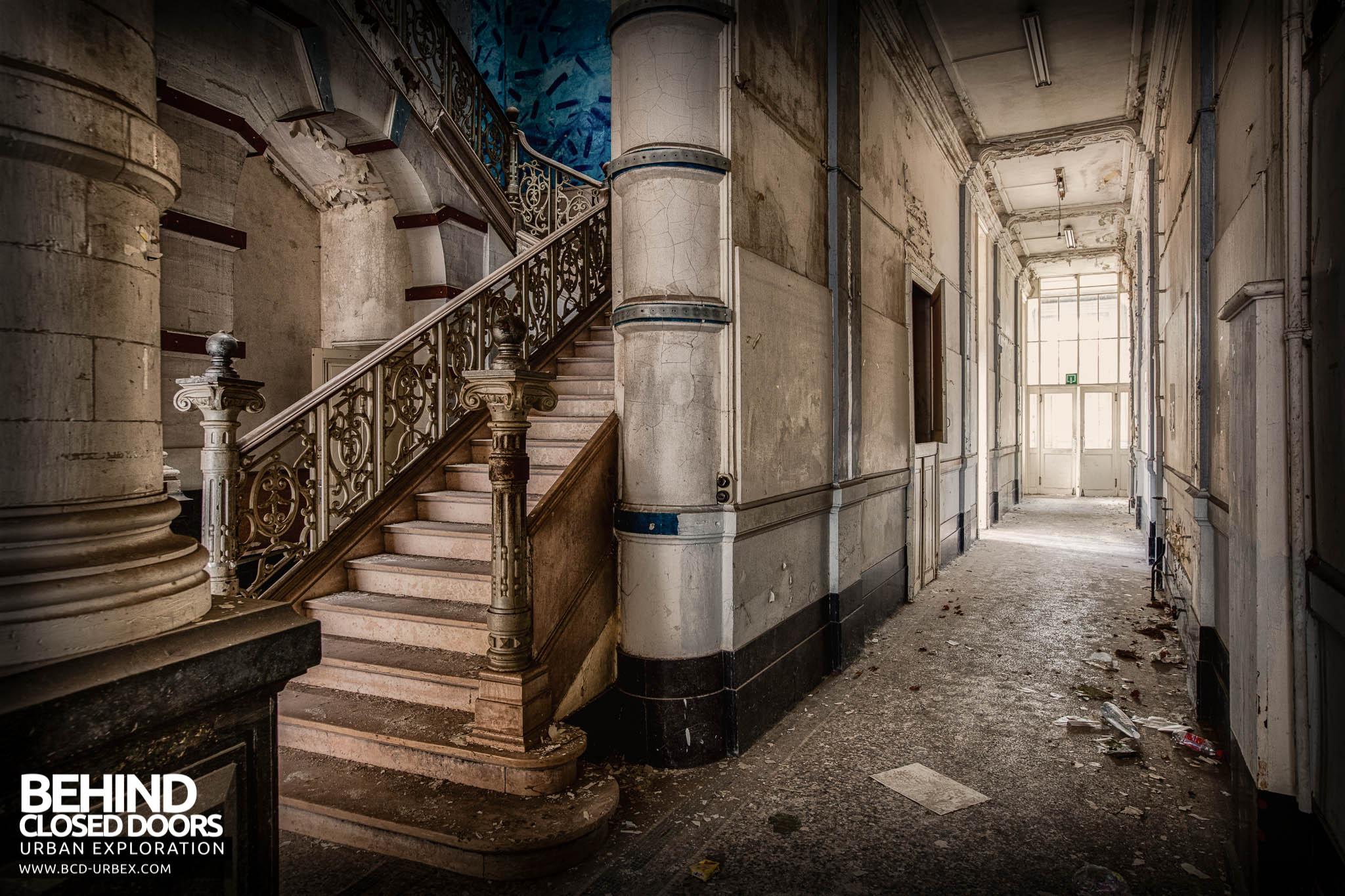 Pritzer/Pritzker Fac Abandoned University, Belgium » Urbex | Behind ...