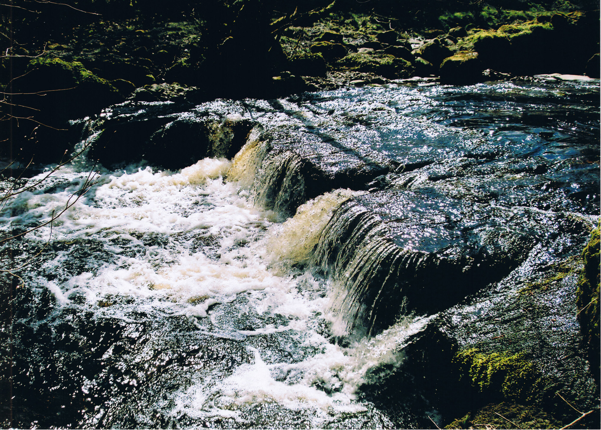 Norby waterfall
