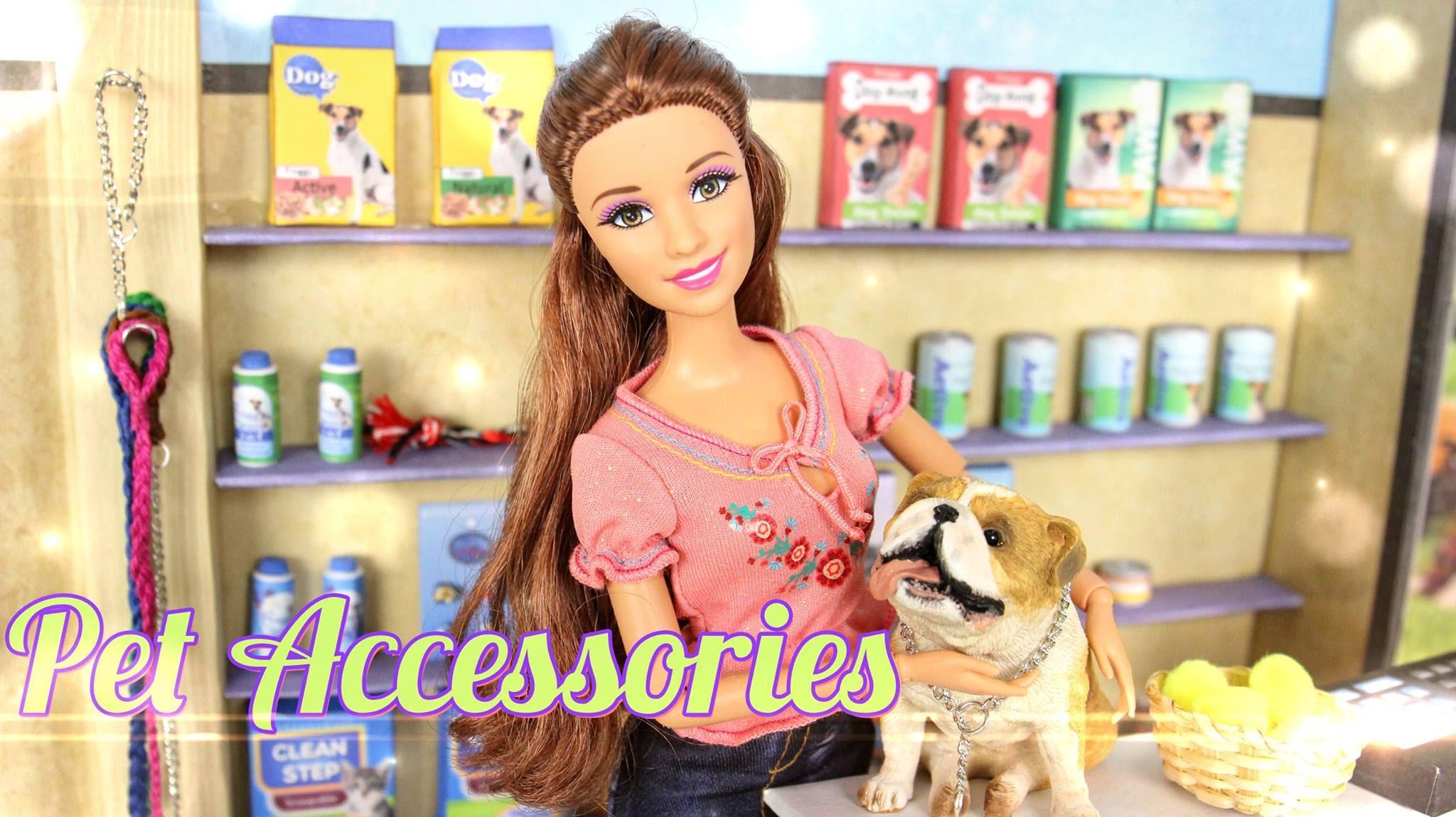 Craft doll dog photo